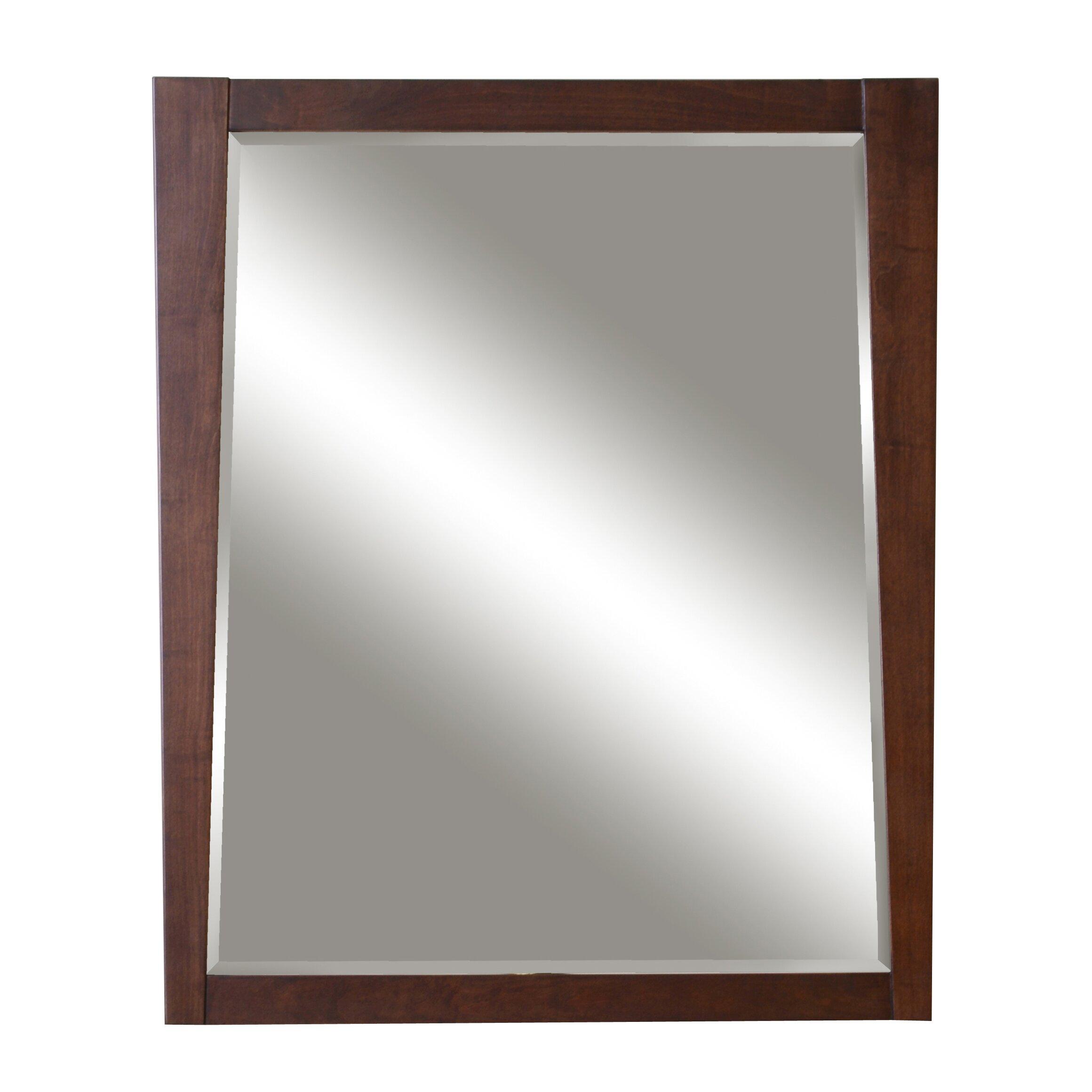 Jayden 30 x 36 framed mirror for Mirror 30 x 36