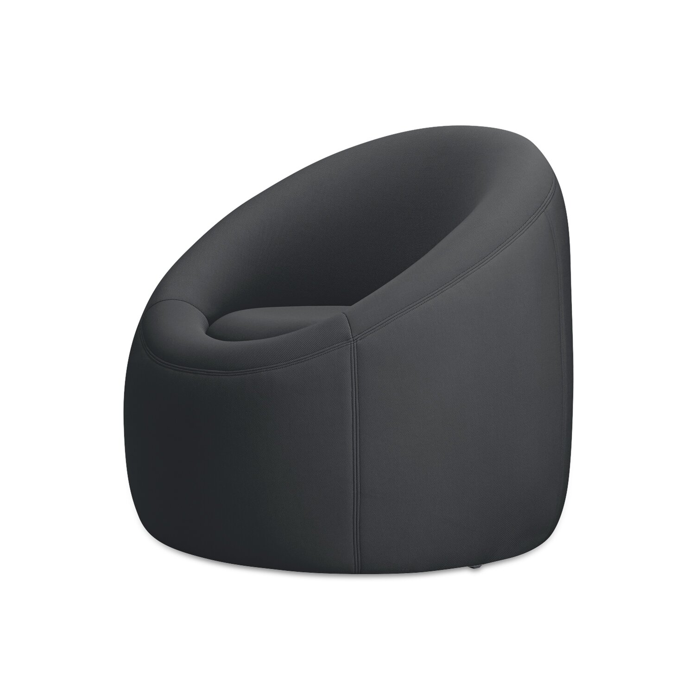 Memory Foam Lounge Chair With Ottoman Wayfair