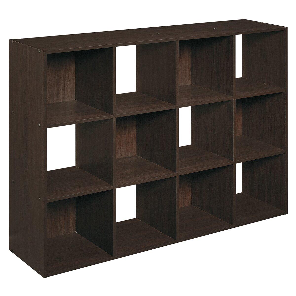 "Do It Yourself Home Design: ClosetMaid Cubeicals 35"" Cube Unit Bookcase & Reviews"