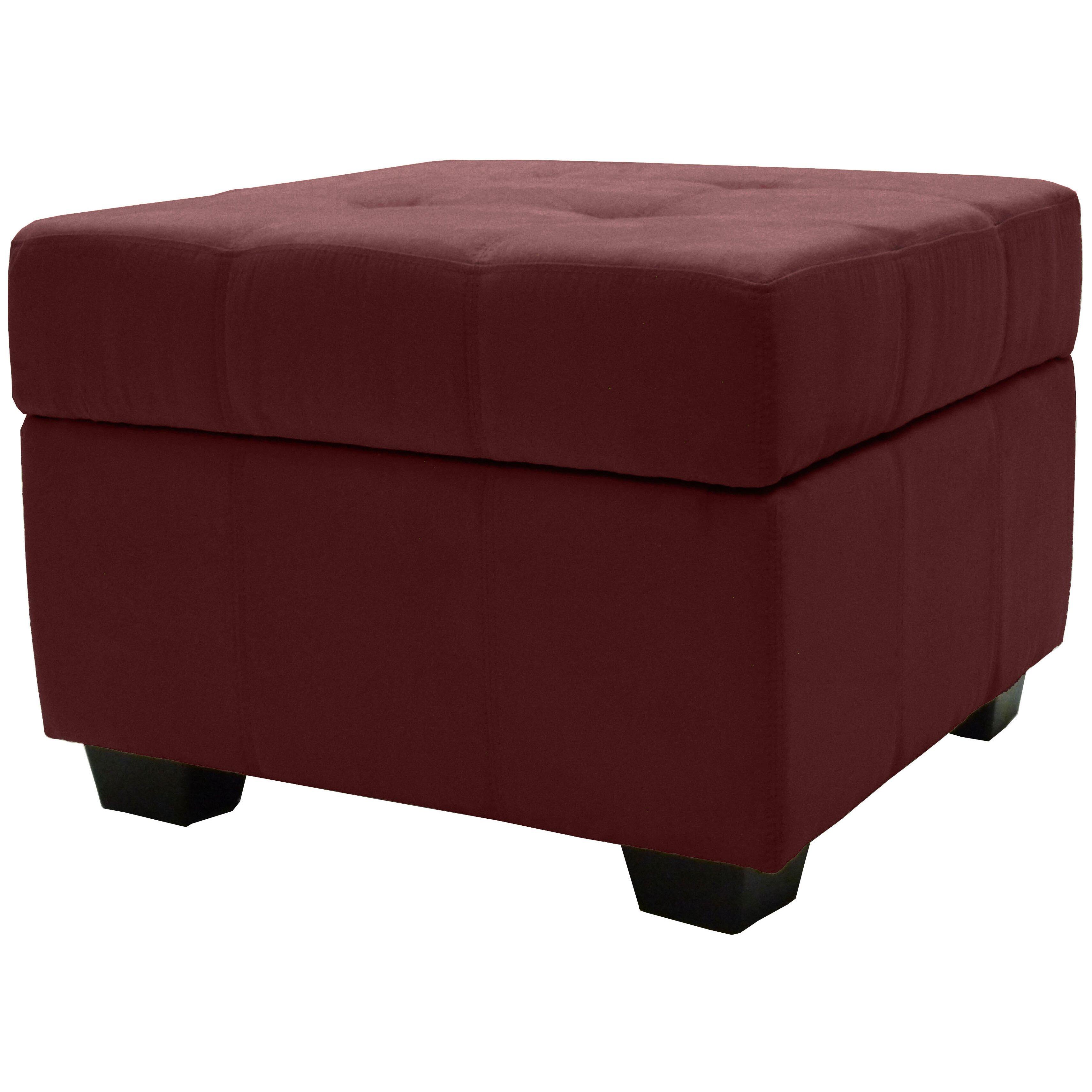 epic furnishings llc biltmore tufted padded hinged storage. Black Bedroom Furniture Sets. Home Design Ideas