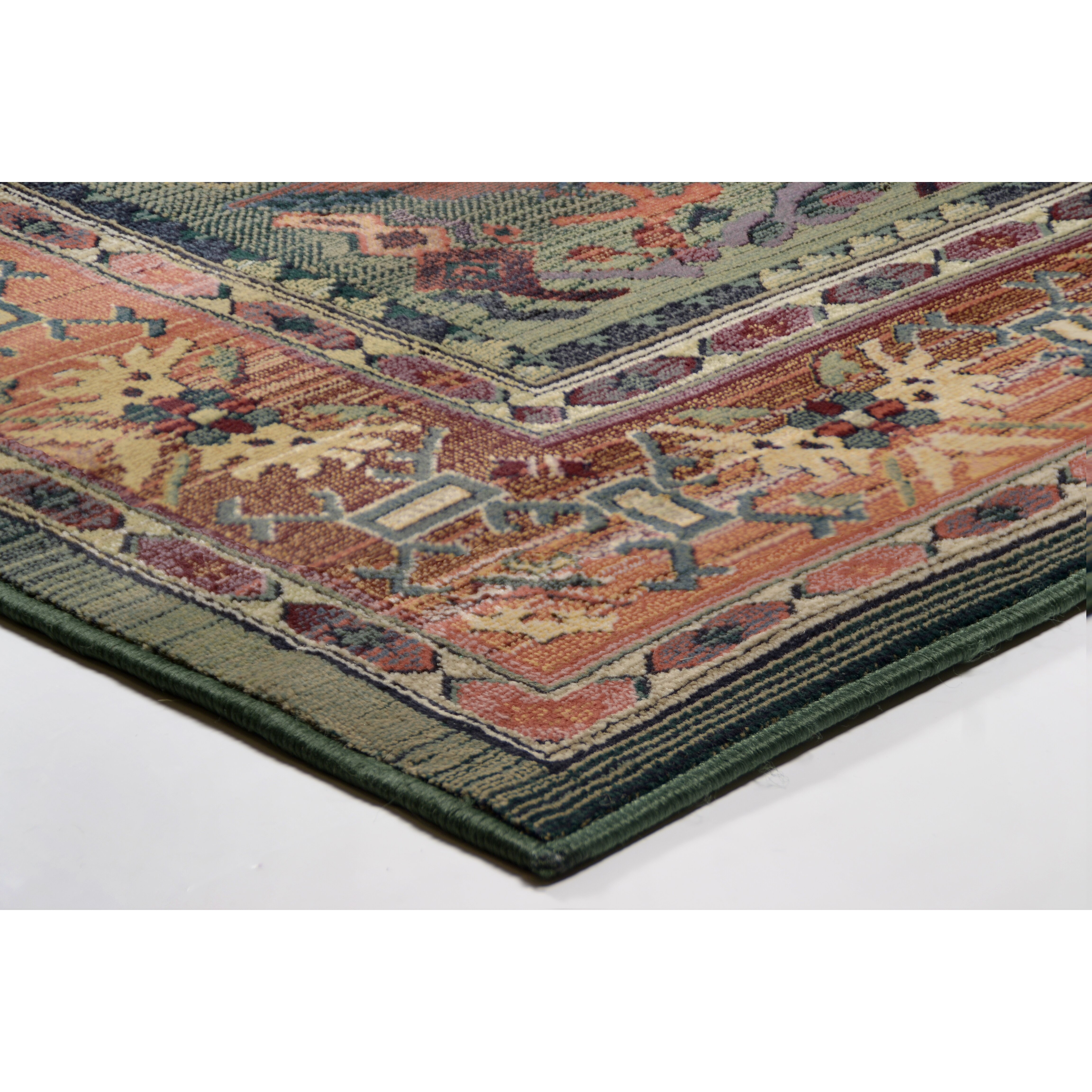 Cairo Green Rug  Wayfair UK