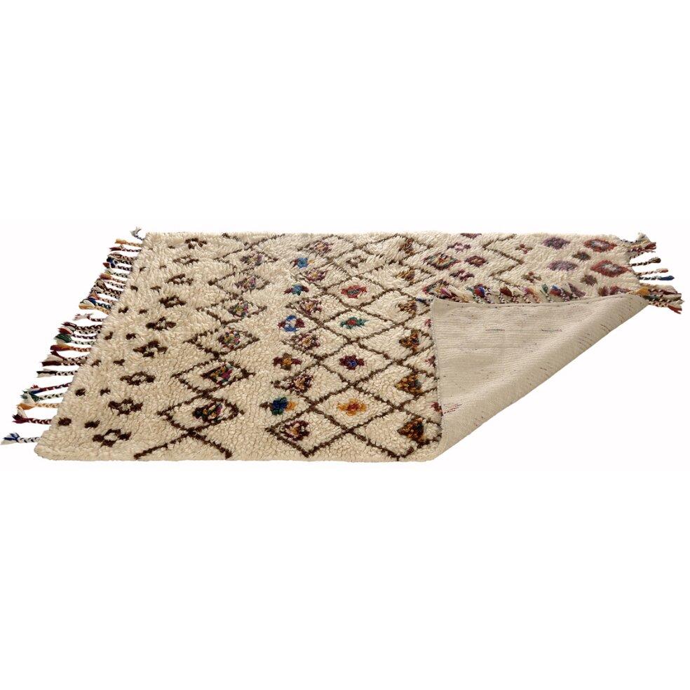 nomadic hand woven beige rug wayfair uk. Black Bedroom Furniture Sets. Home Design Ideas