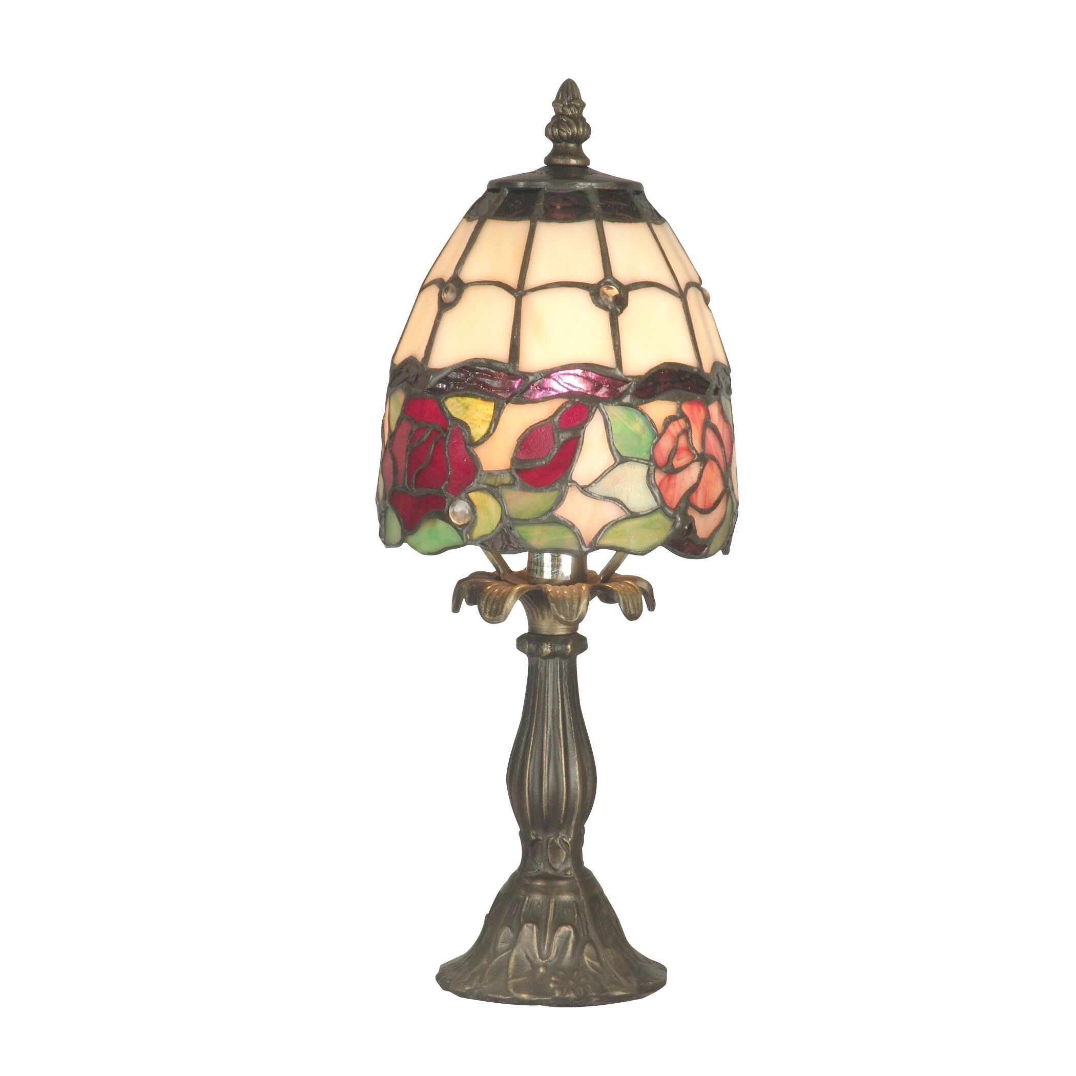 lighting lamps table lamps dale tiffany sku dt2266. Black Bedroom Furniture Sets. Home Design Ideas