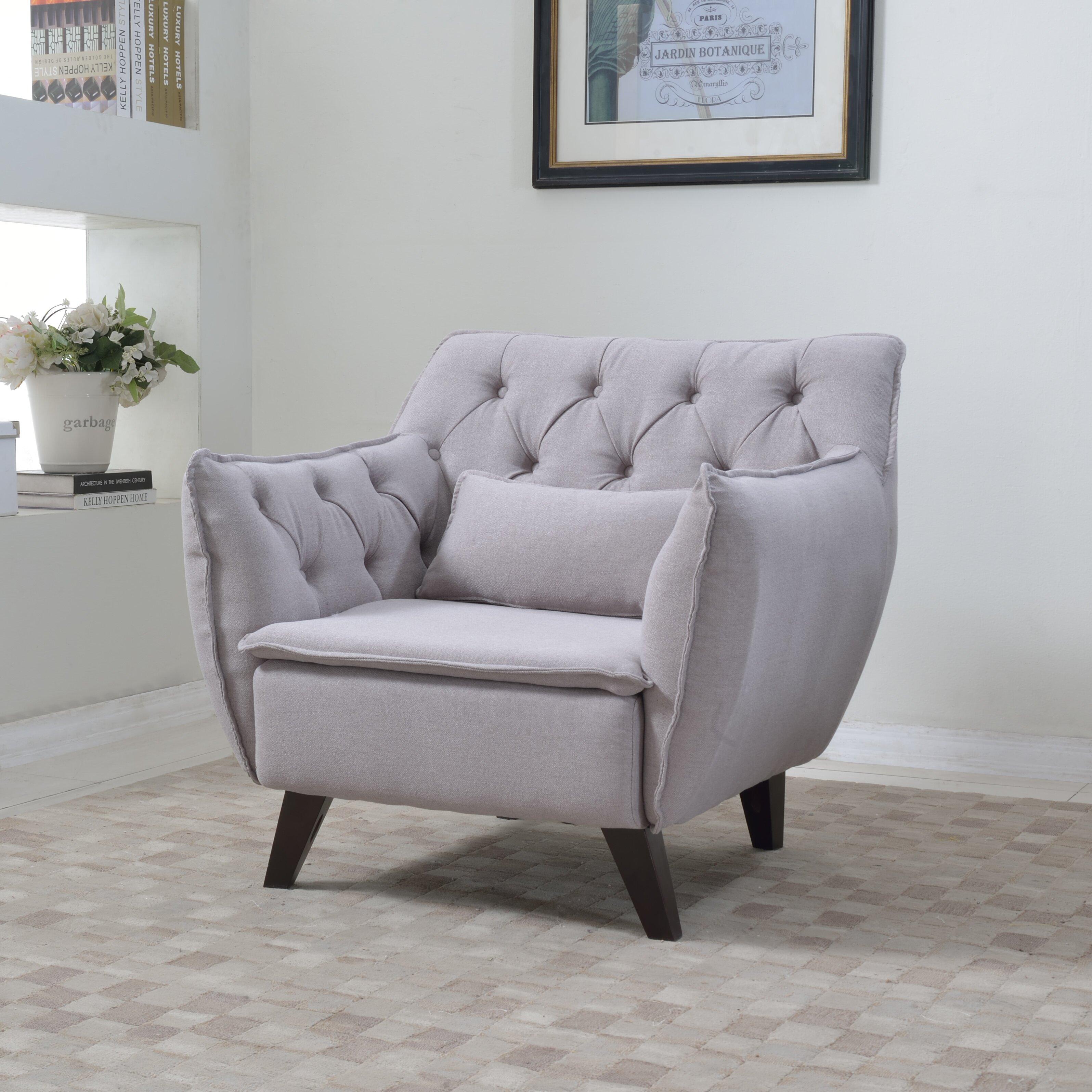 Mid Century Modern Arm Chair Wayfair