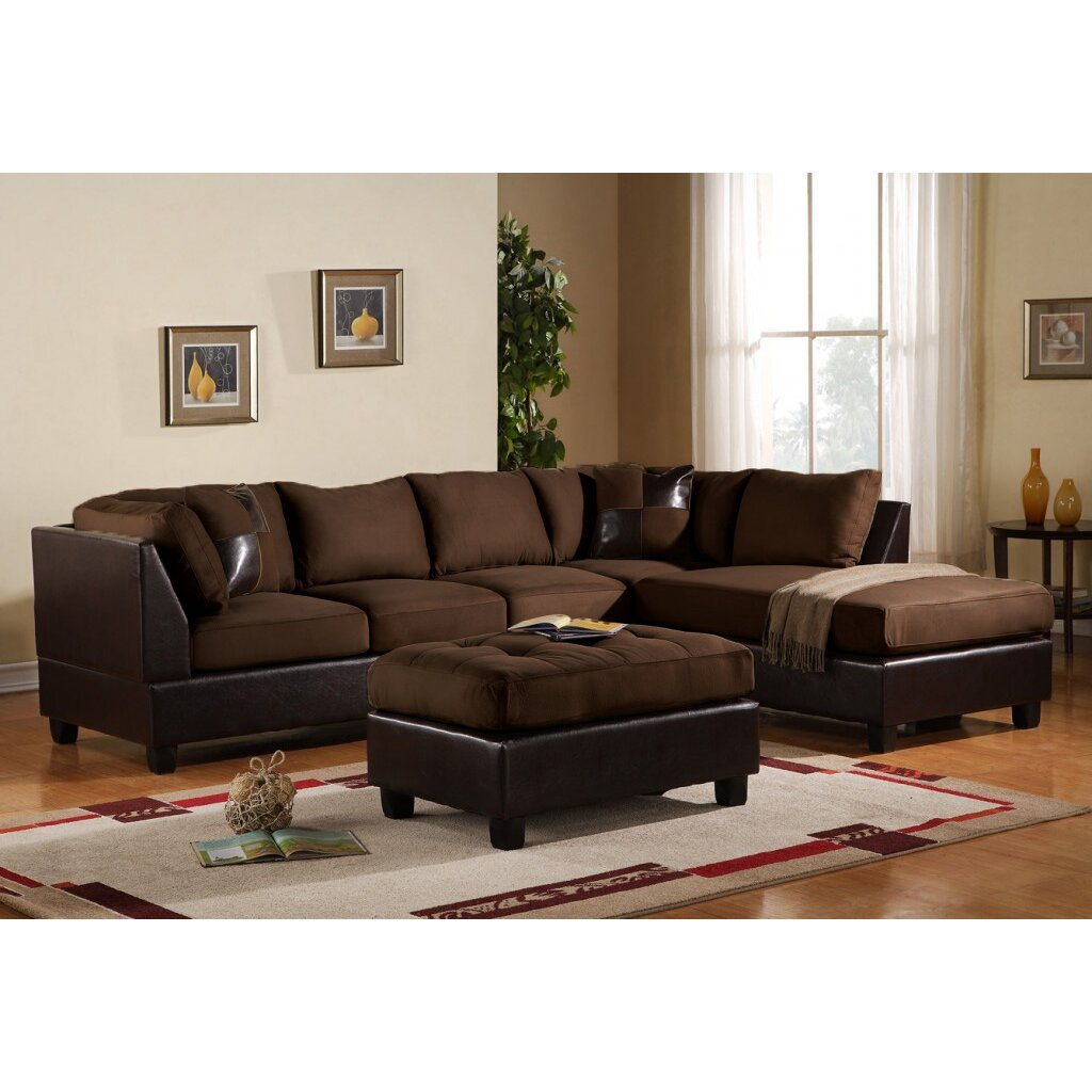 brown ashley furniture sectionals with sleepers