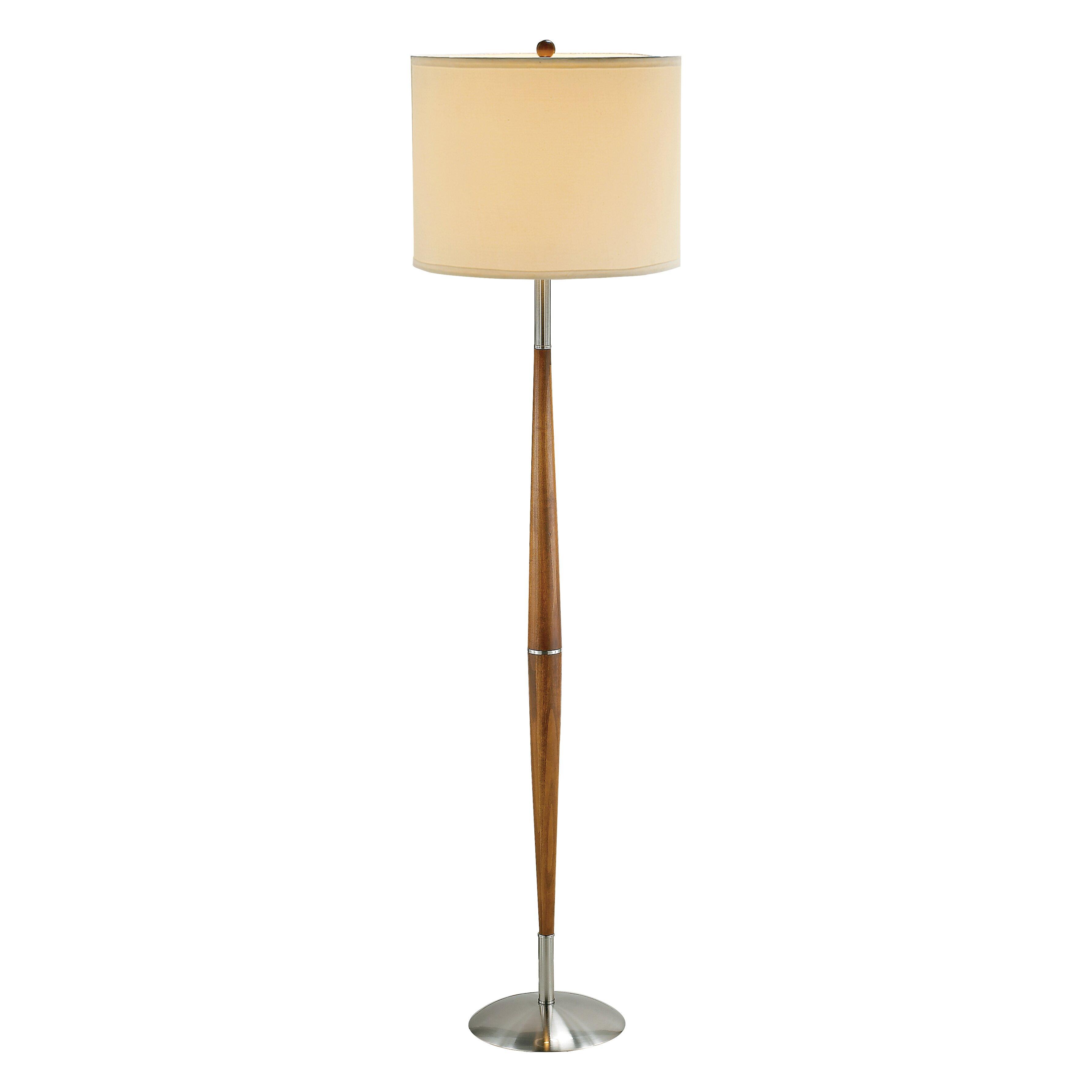 Lighting Lamps ... Mid-Century Floor Lamps Mercury Row SKU: MCRR2825