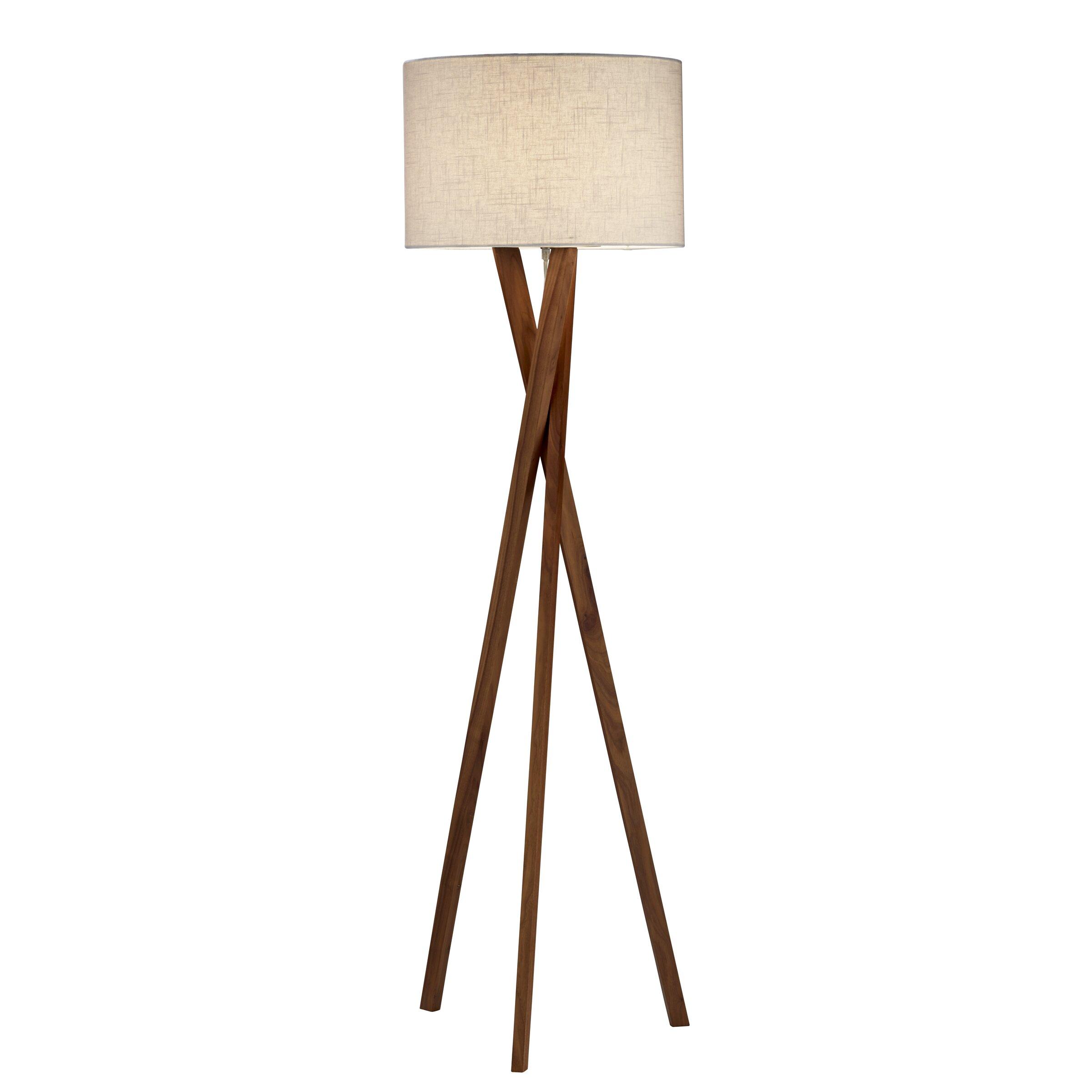 Ikea Floor Lamp With Dimmer ~ Stylish Ikea Floor Lamp Tempe Vate Vidja Orgel Vreten Vaster Review