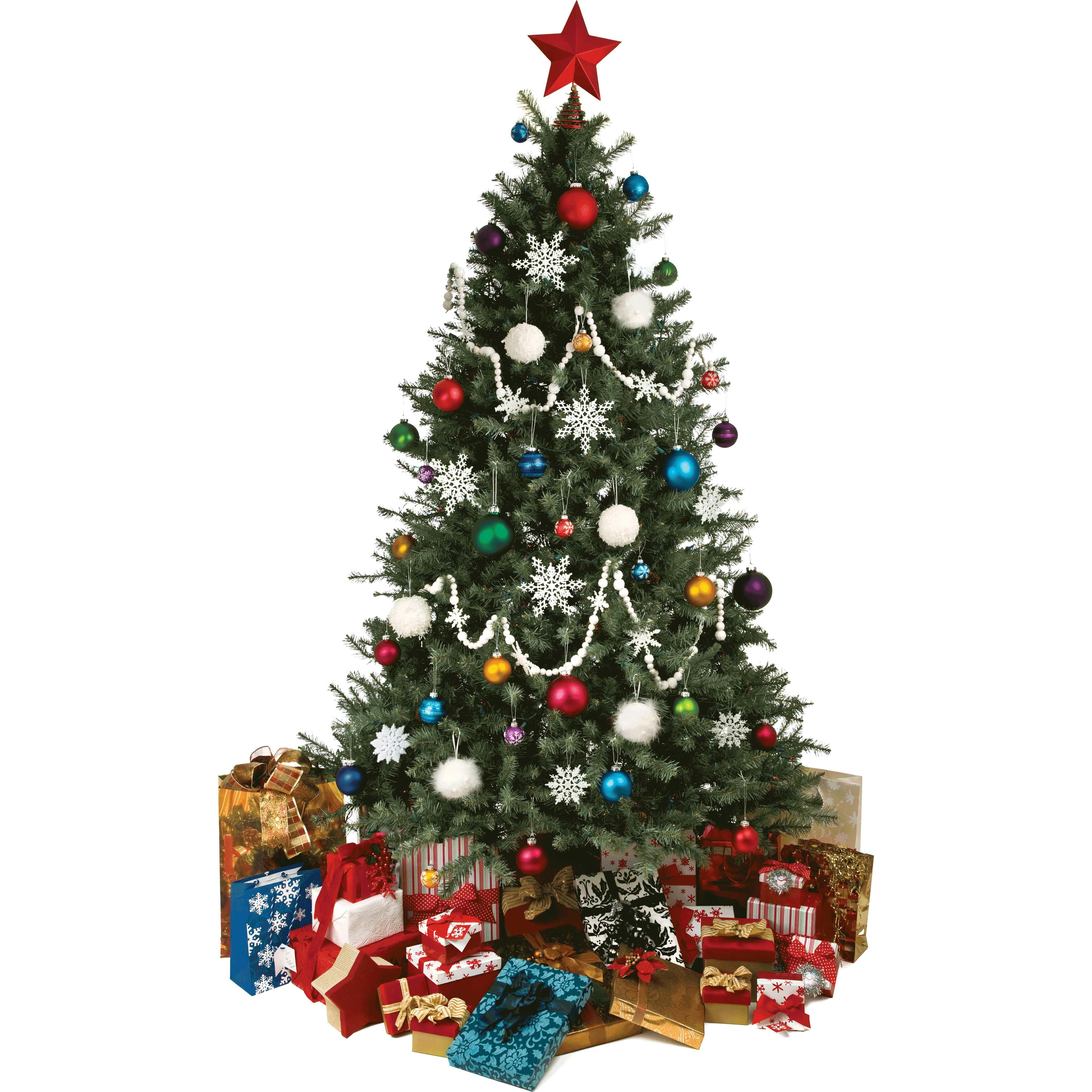 Christmas Tree Cutout Wall Decal Wayfair