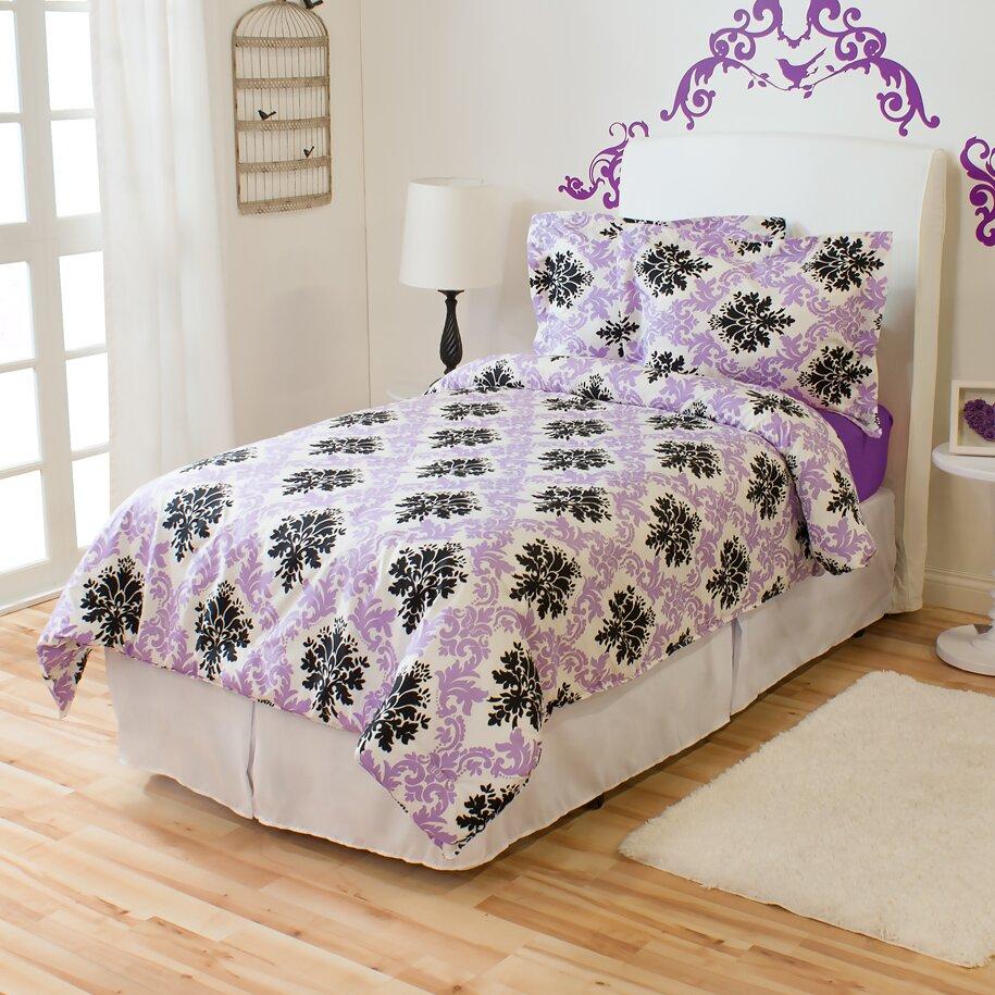 Bare Home Ferrara 2 Piece Twin Xl Comforter Set Amp Reviews
