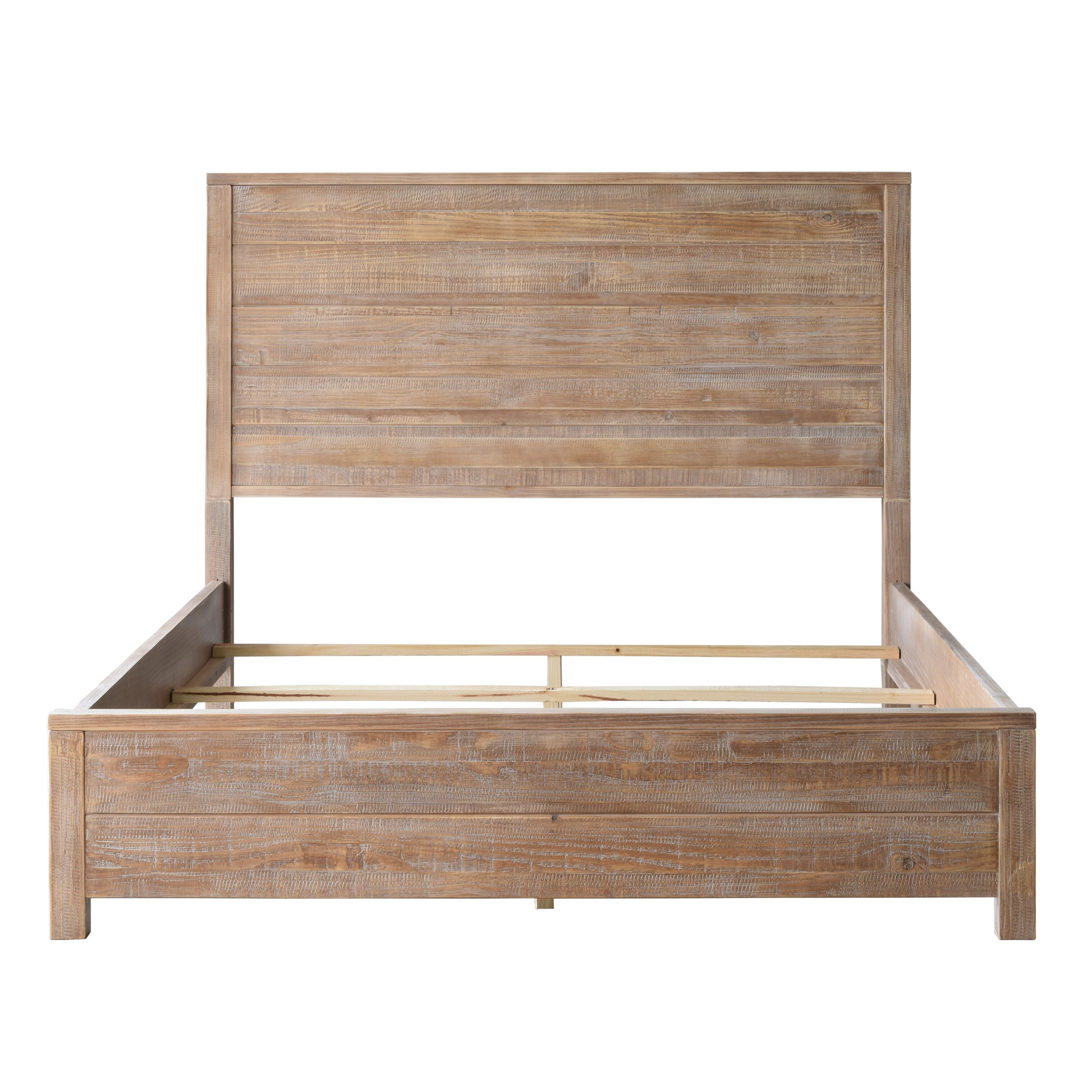 Very Impressive portraiture of Grain Wood Furniture Montauk Panel Bed & Reviews Wayfair with #866645 color and 3039x3039 pixels