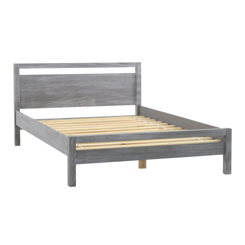Loft Queen Bed : Grain Wood Furniture Loft Queen Platform Bed & Reviews  Wayfair