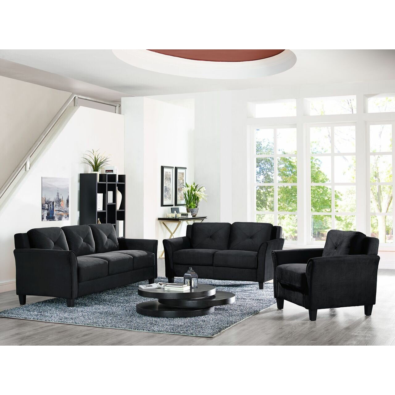 Lifestyle Solutions Hartford Sofa Reviews Wayfair