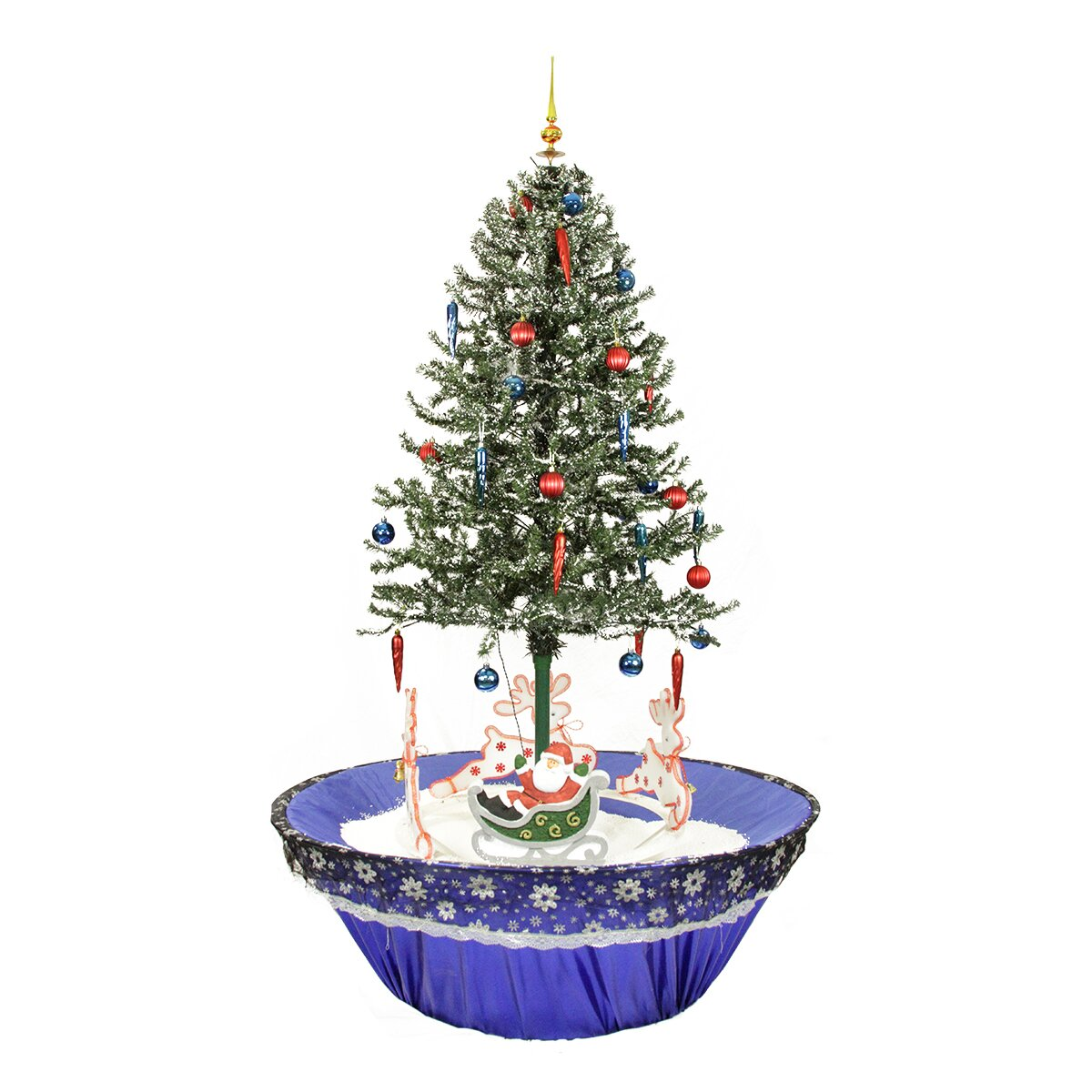 Images of Christmas Tree Lights To Music - Home Decoration Ideas