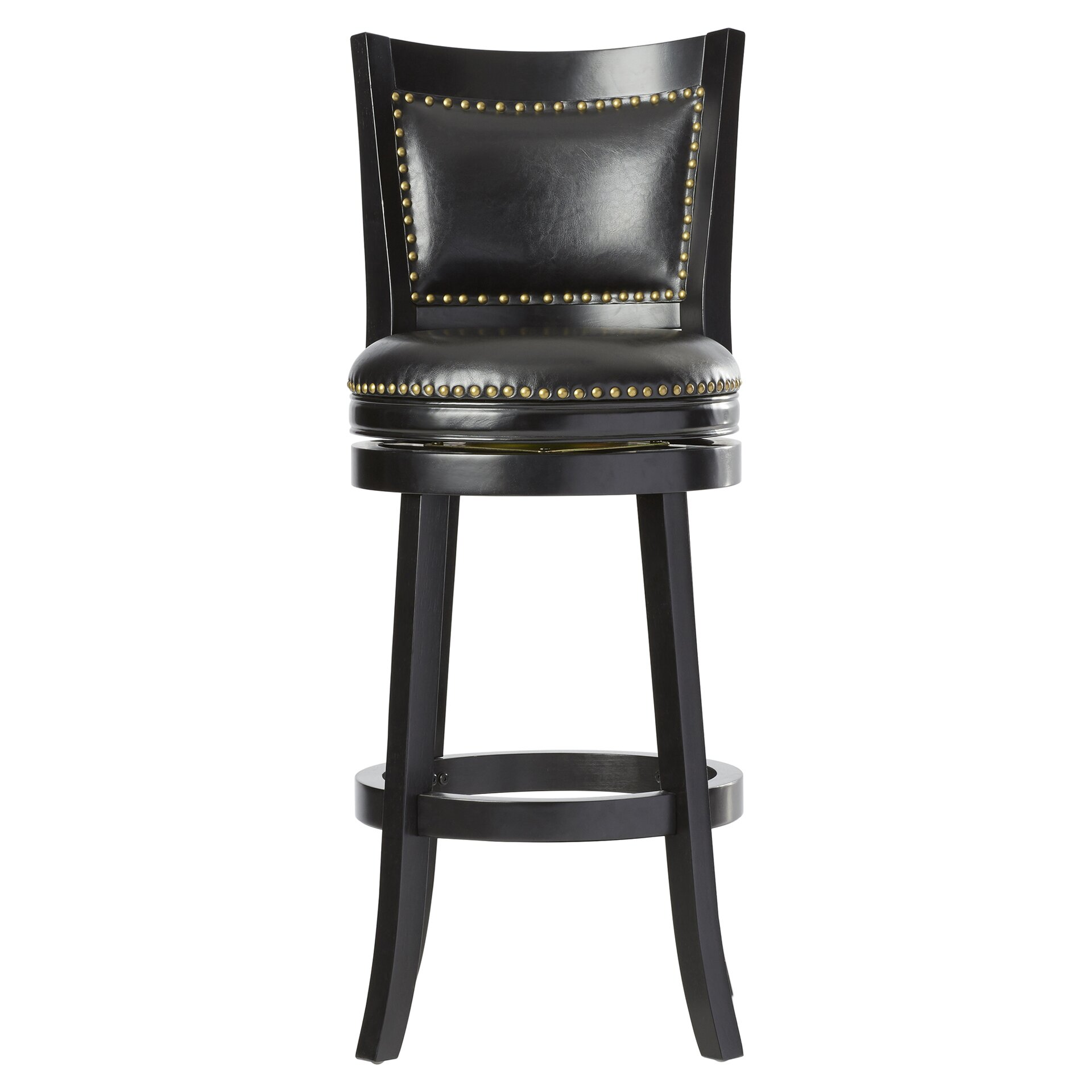 "Darby Home Co Carstensen 29"" Swivel Bar Stool & Reviews"