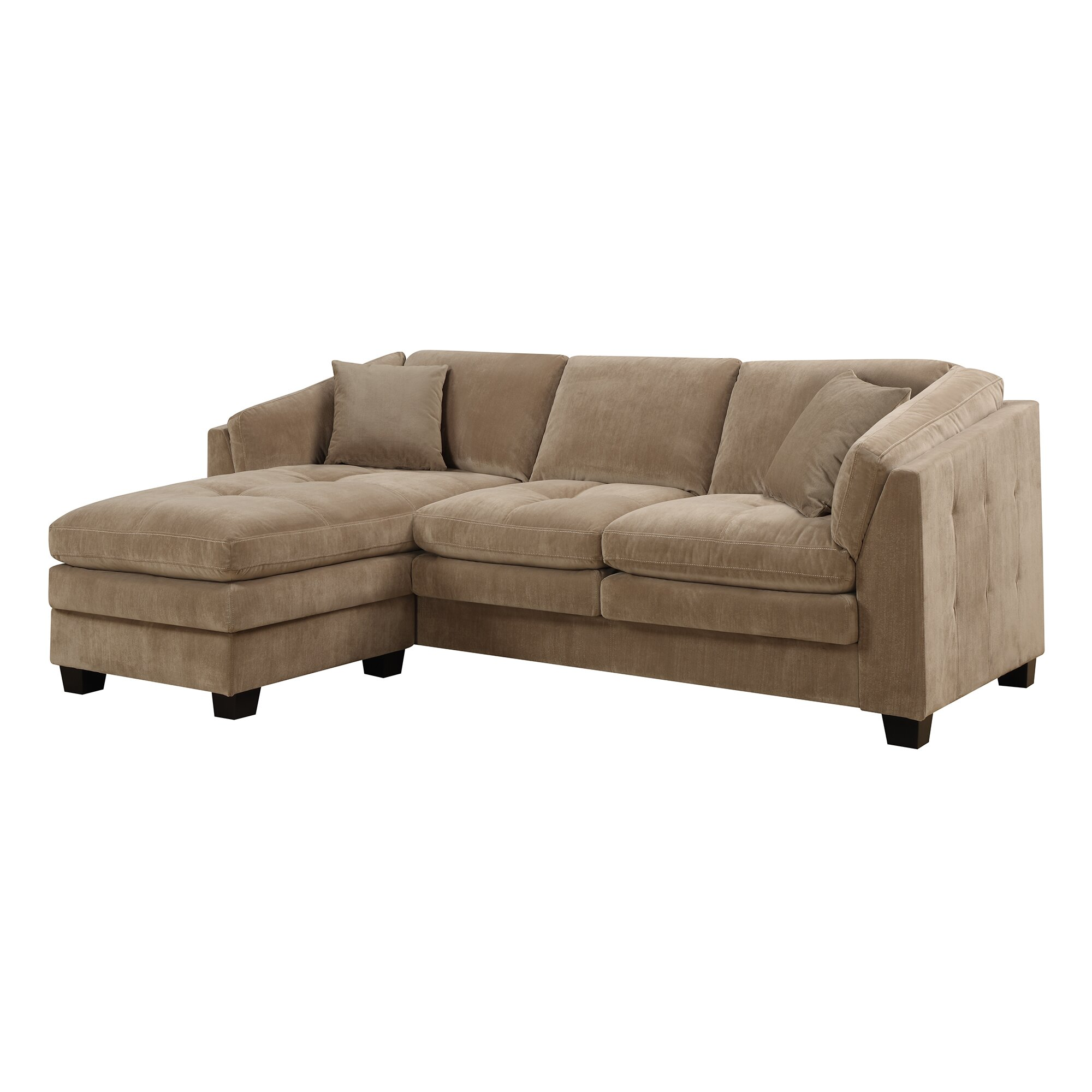 Darby Home Co Modular Sectional & Reviews