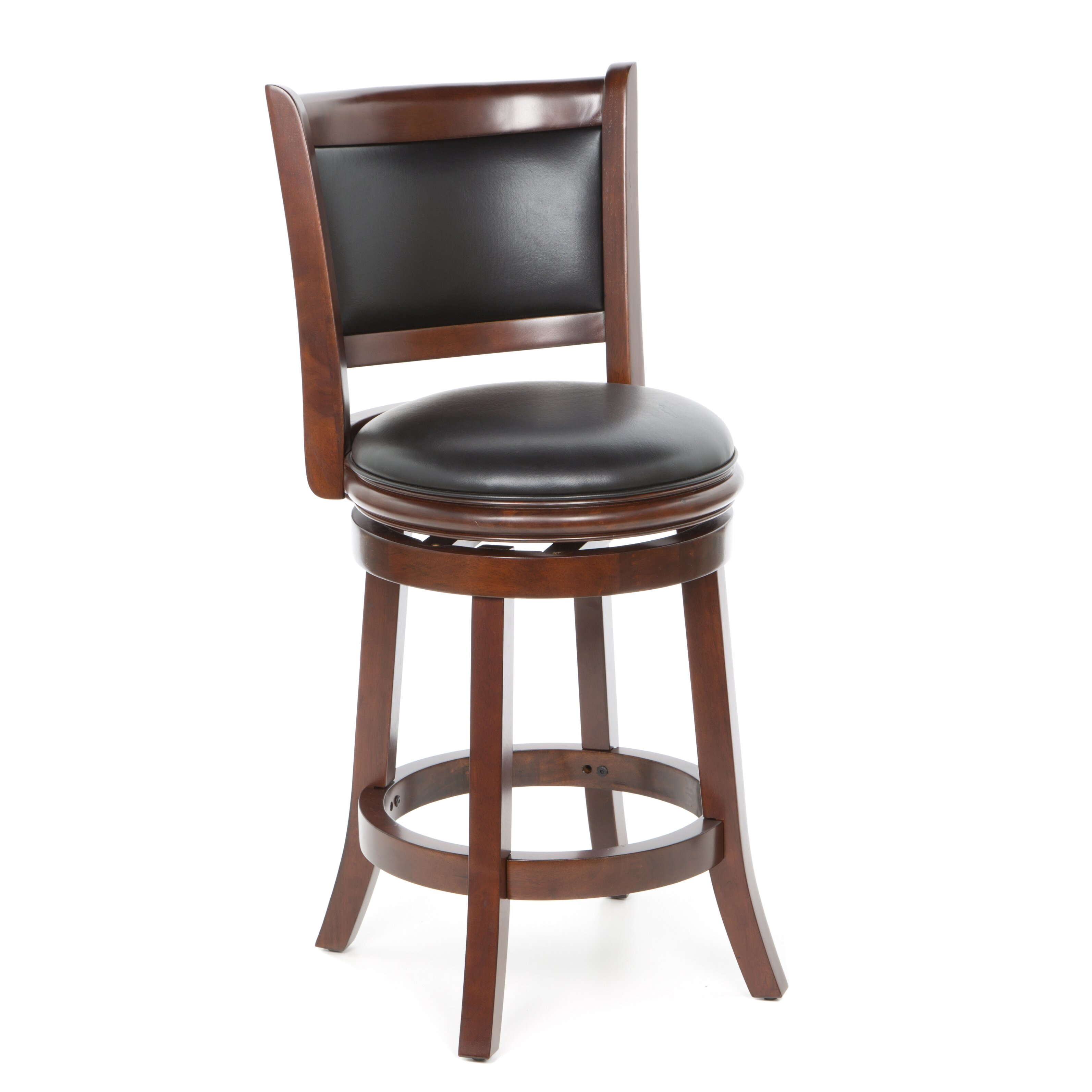 Darby Home Co Orangeville 24 Quot Swivel Bar Stool Amp Reviews