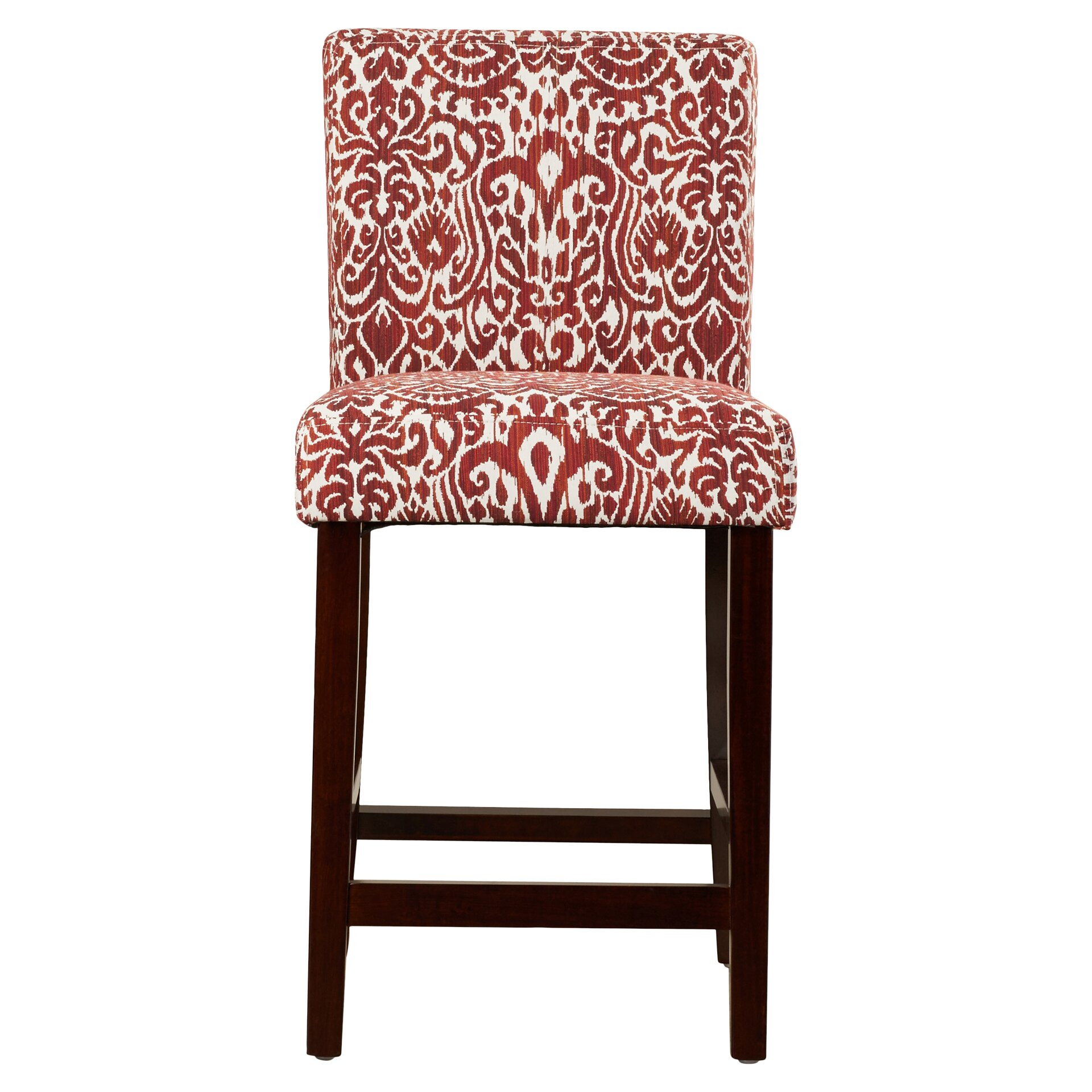 """Darby Home Co Eldred 24"""" Bar Stool & Reviews"""