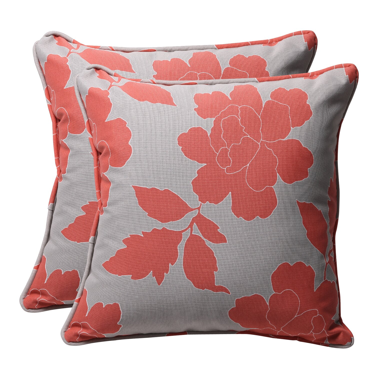 Decorative Pillow Wayfair : Darby Home Co Purlles Outdoor Throw Pillow & Reviews Wayfair