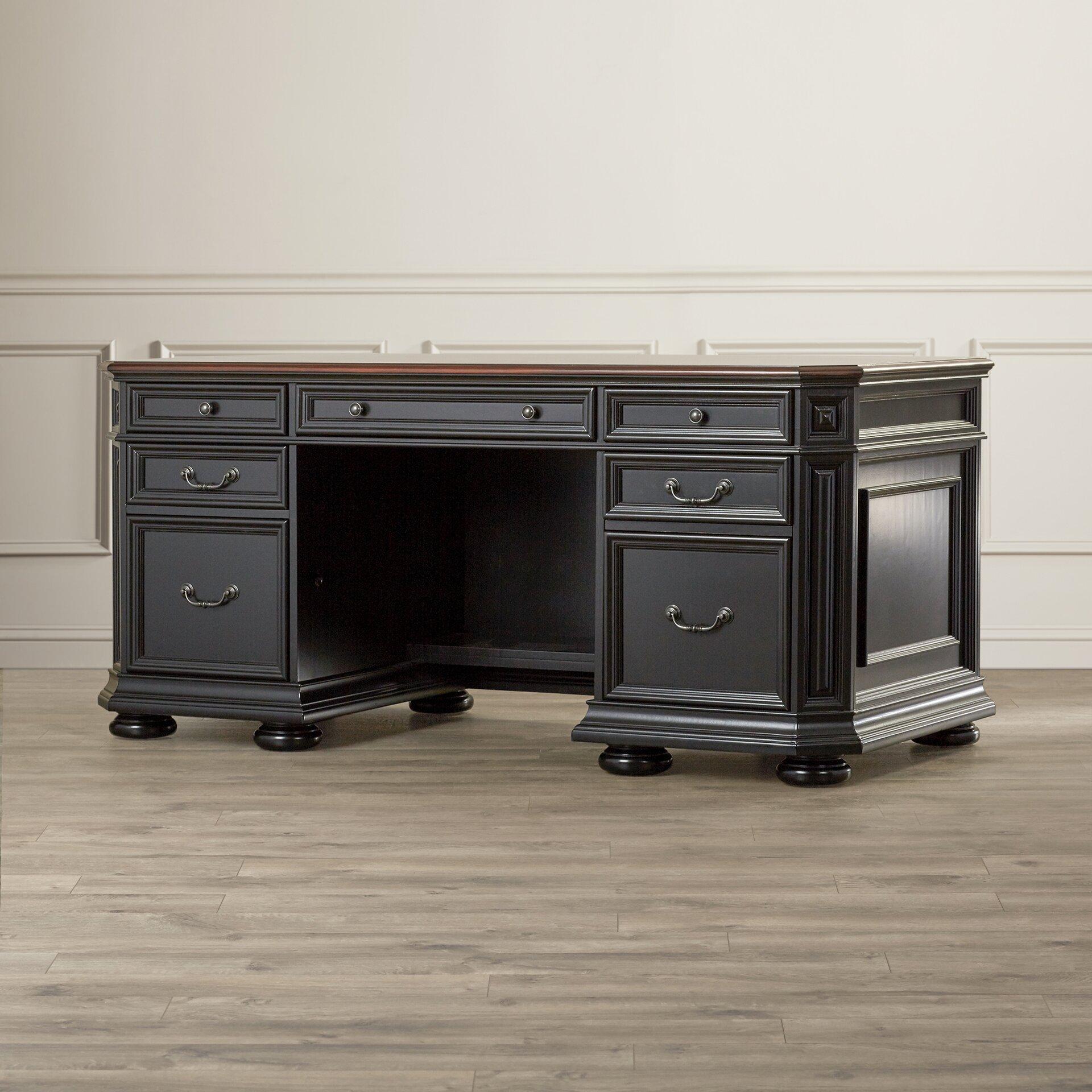 Riverside Home Office Executive Desk 44732: Allegro Executive Desk