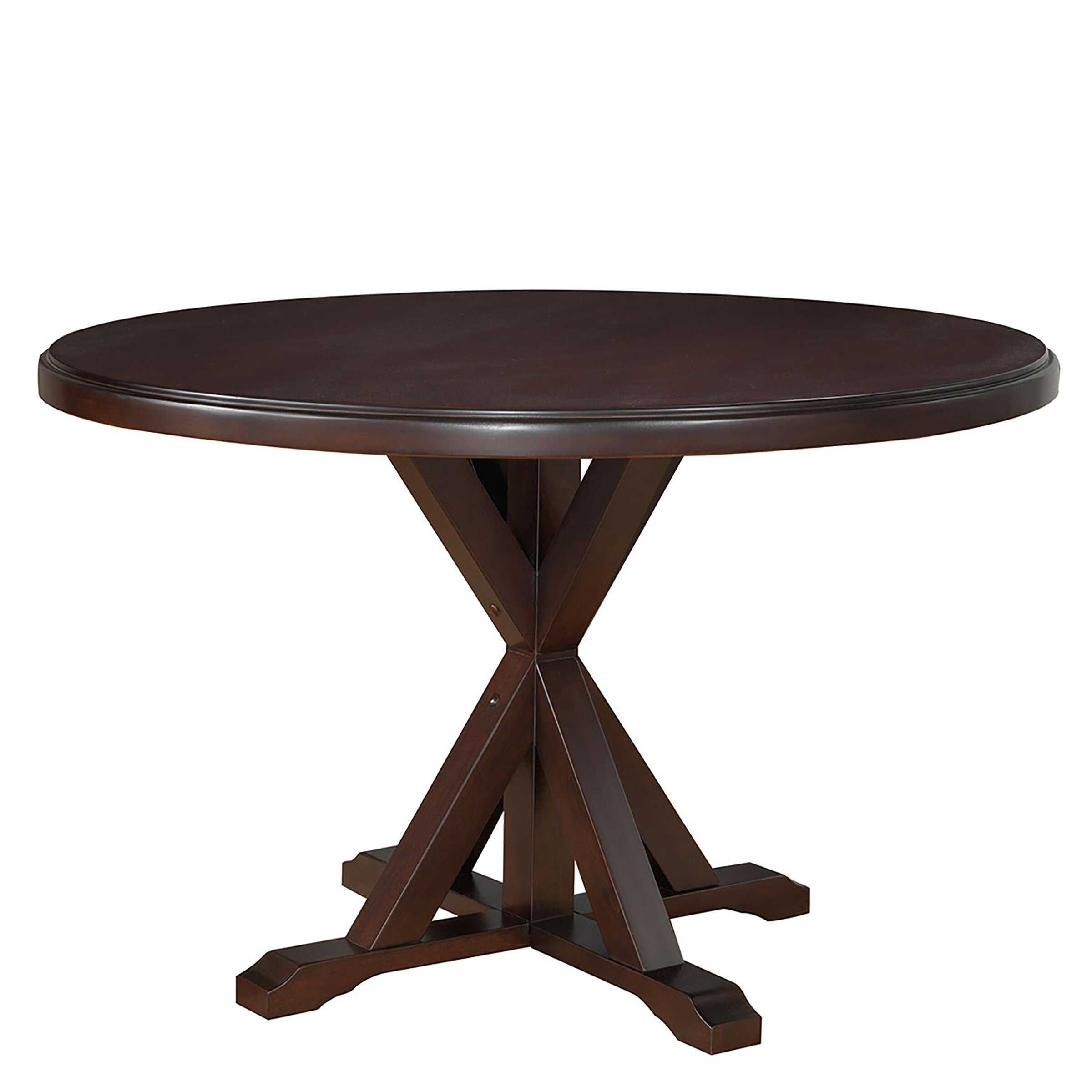 Alcott Hill Fanning X Base Dining Table Reviews