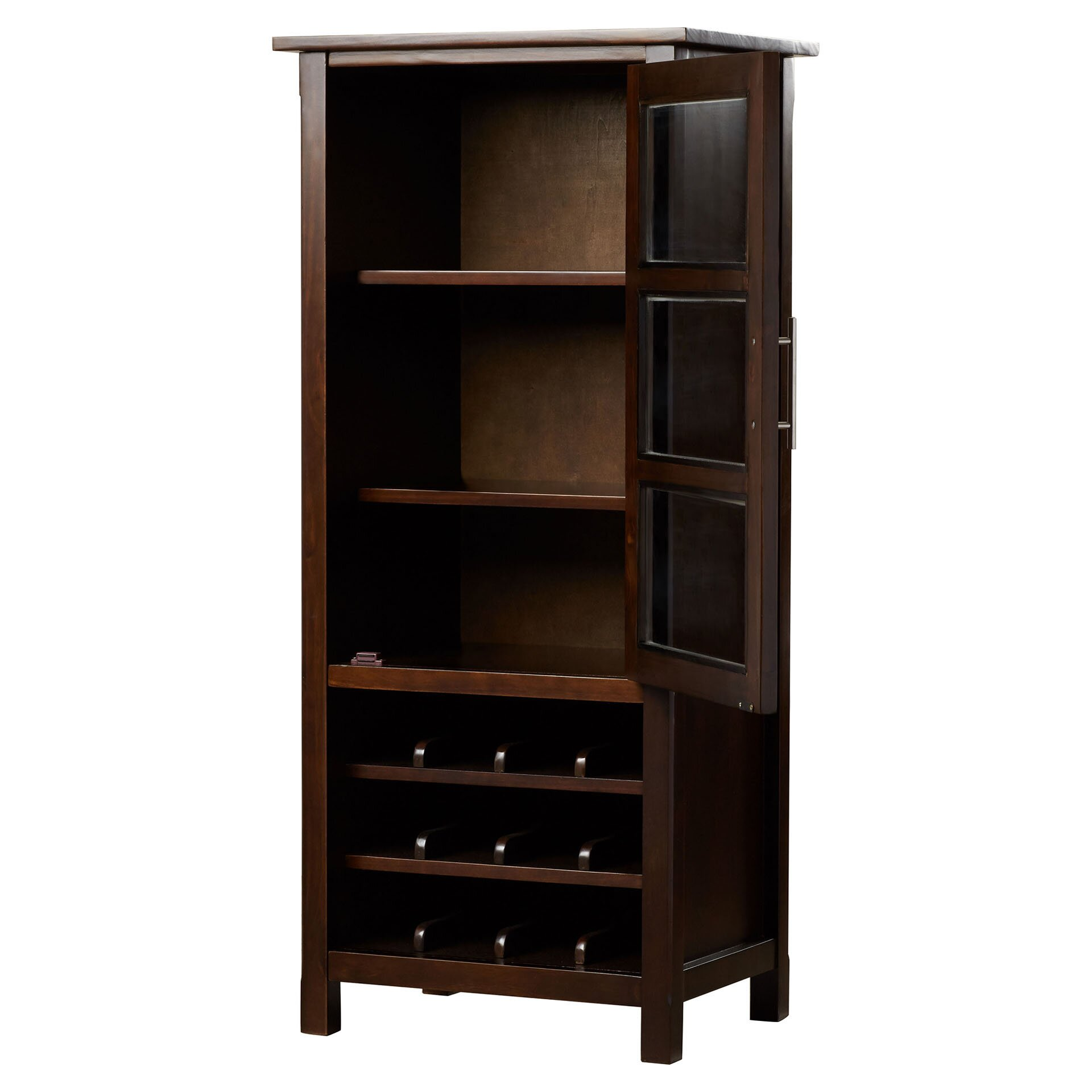 Bed Bath Credit Card Alcott Hill Ramsey Bar Cabinet With Wine Storage Amp Reviews