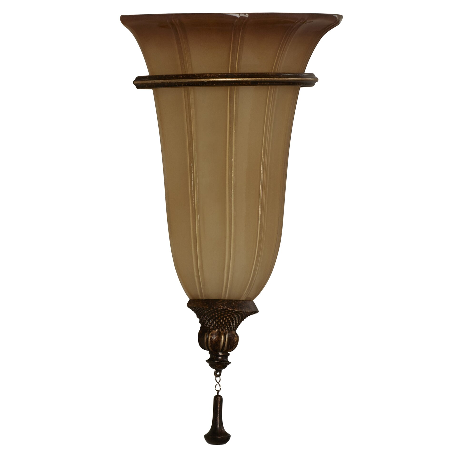Alcott Hill Norwood 1 Light Wall Sconce & Reviews