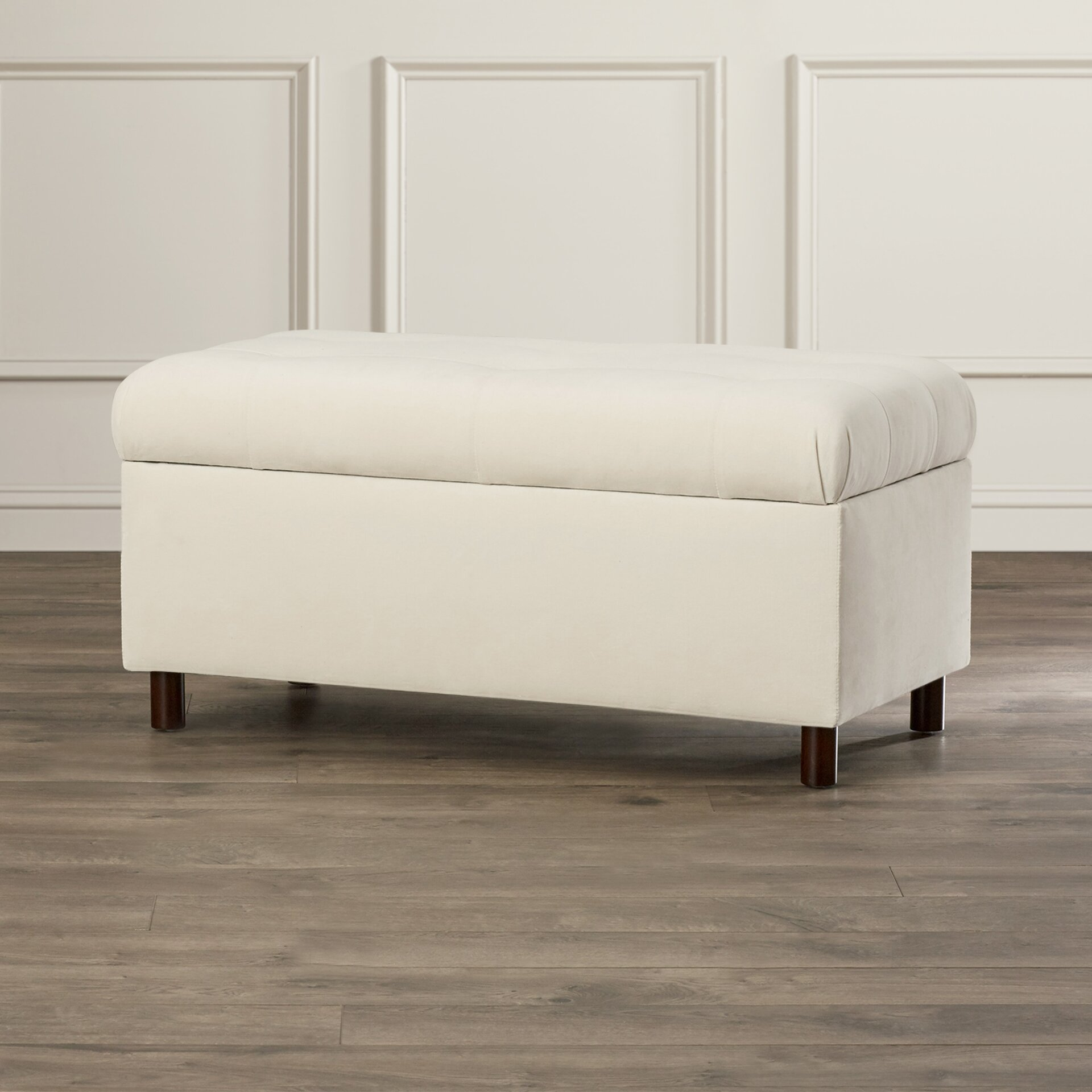 Regal Upholstered Storage Bedroom Bench Wayfair