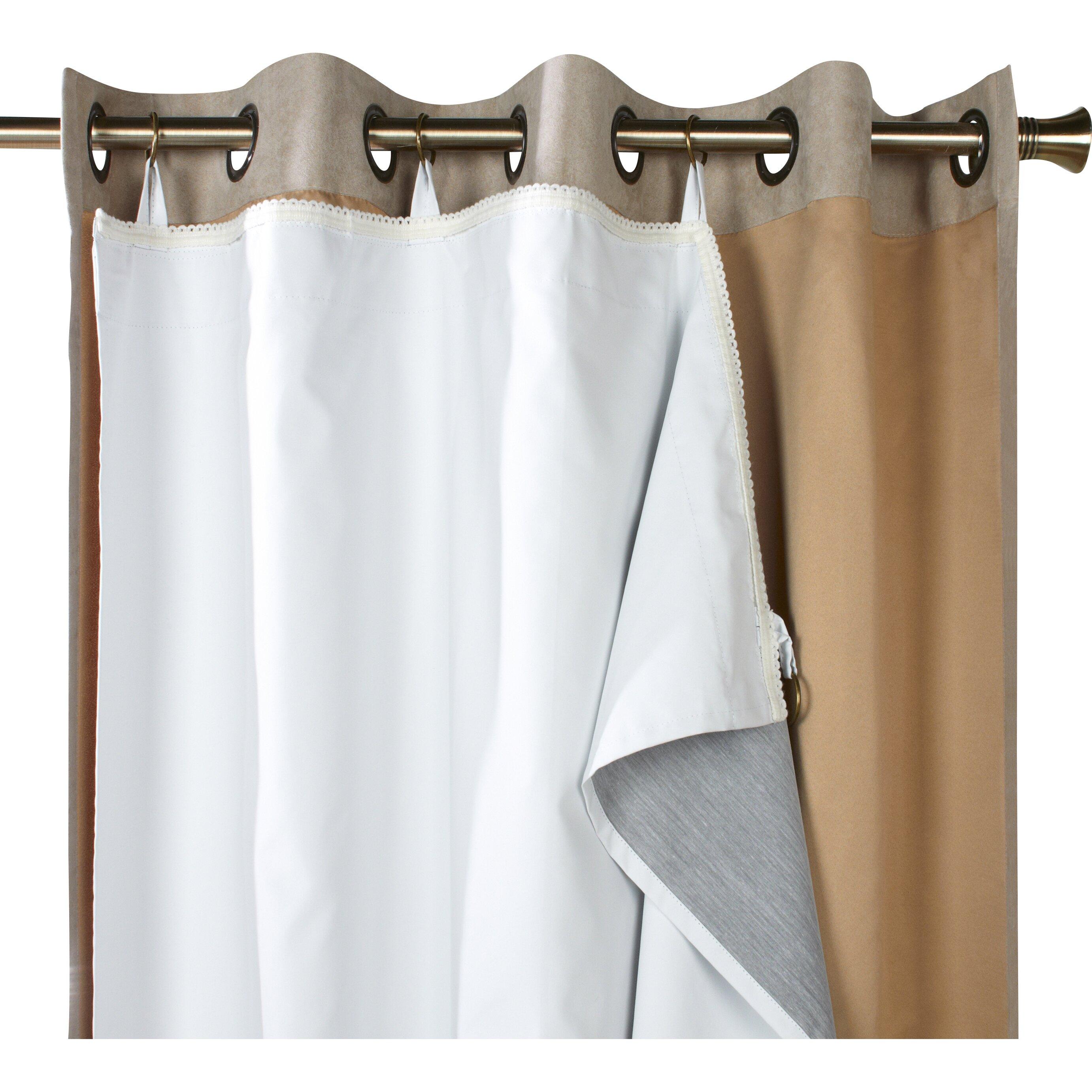 Dorset Single Panel Curtain Liner