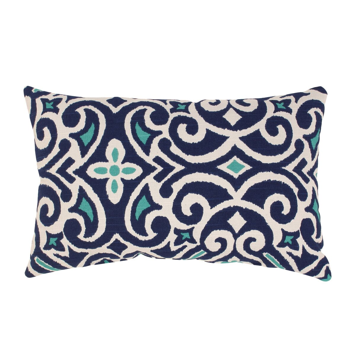 Charlton Home Fraley Lumbar Throw Pillow & Reviews Wayfair