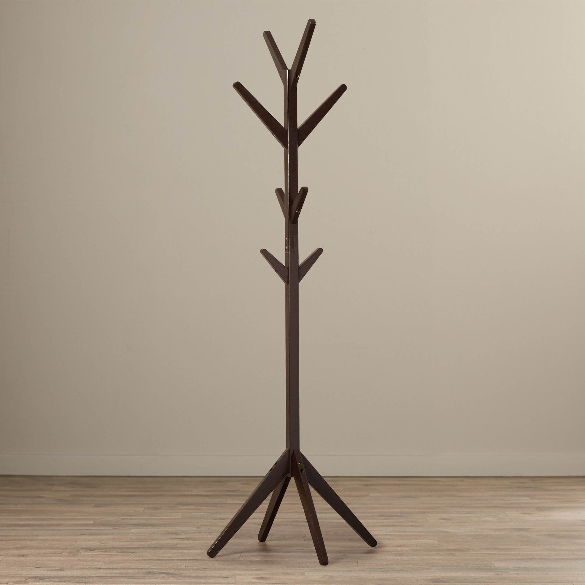 ... Gallery Bermondsey Tree-Shaped Hat & Coat Rack & Reviews  Wayfair