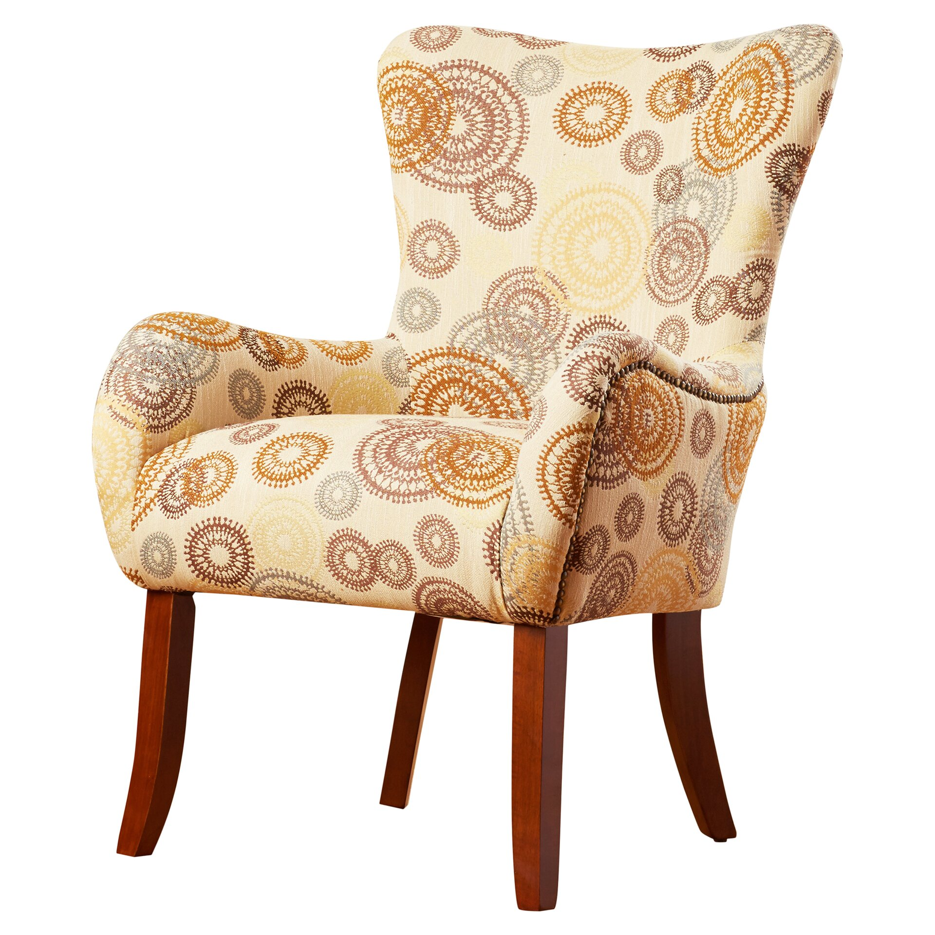 Varick Gallery Cantrell Arm Chair & Reviews   Wayfair