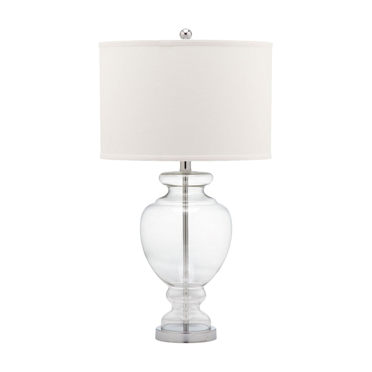 Varick Gallery Snediker 28 Quot H Table Lamp With Drum Shade