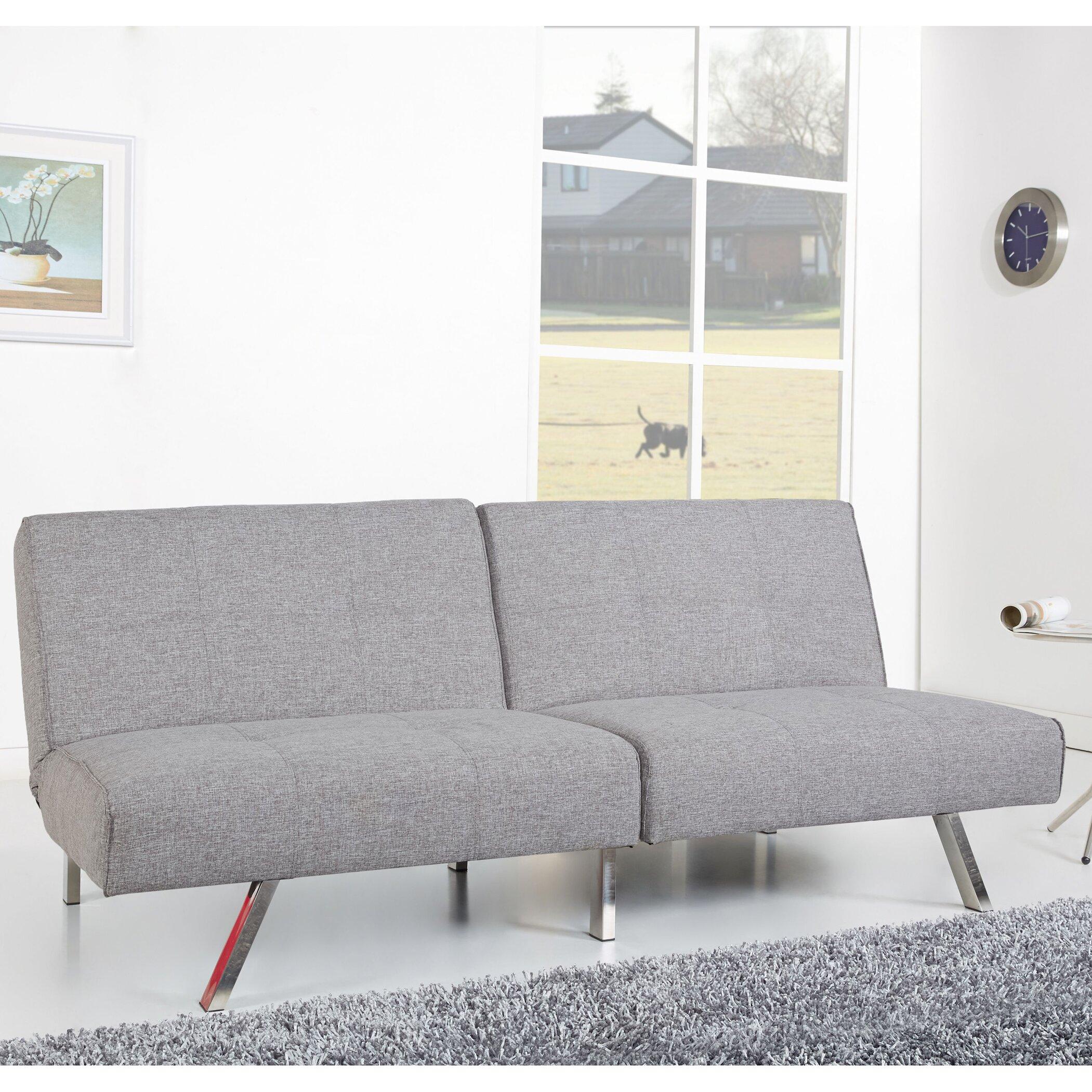 Varick Gallery Rosehill Ash Convertible Sofa & Reviews