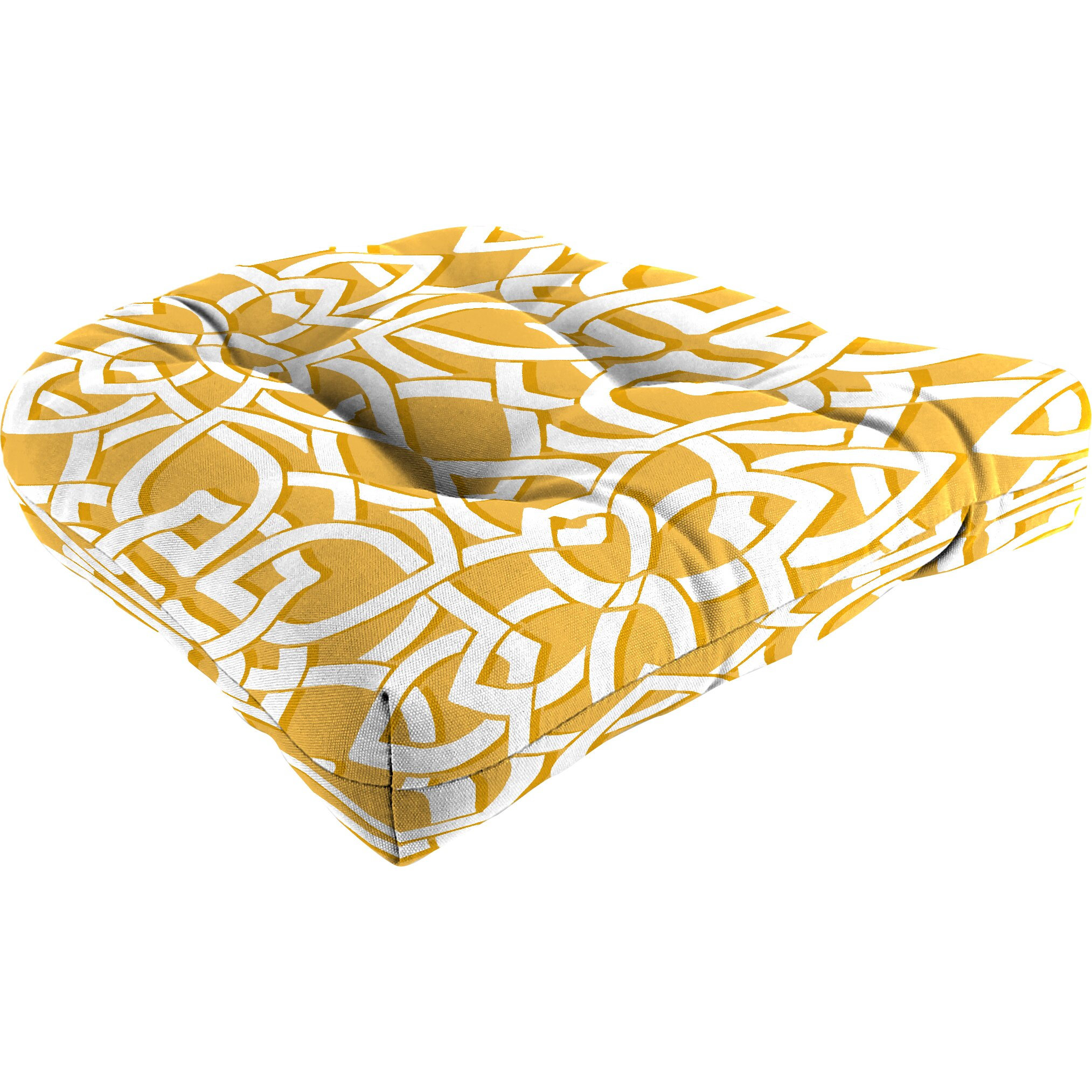 Varick Gallery Outdoor Lounge Chair Cushion & Reviews