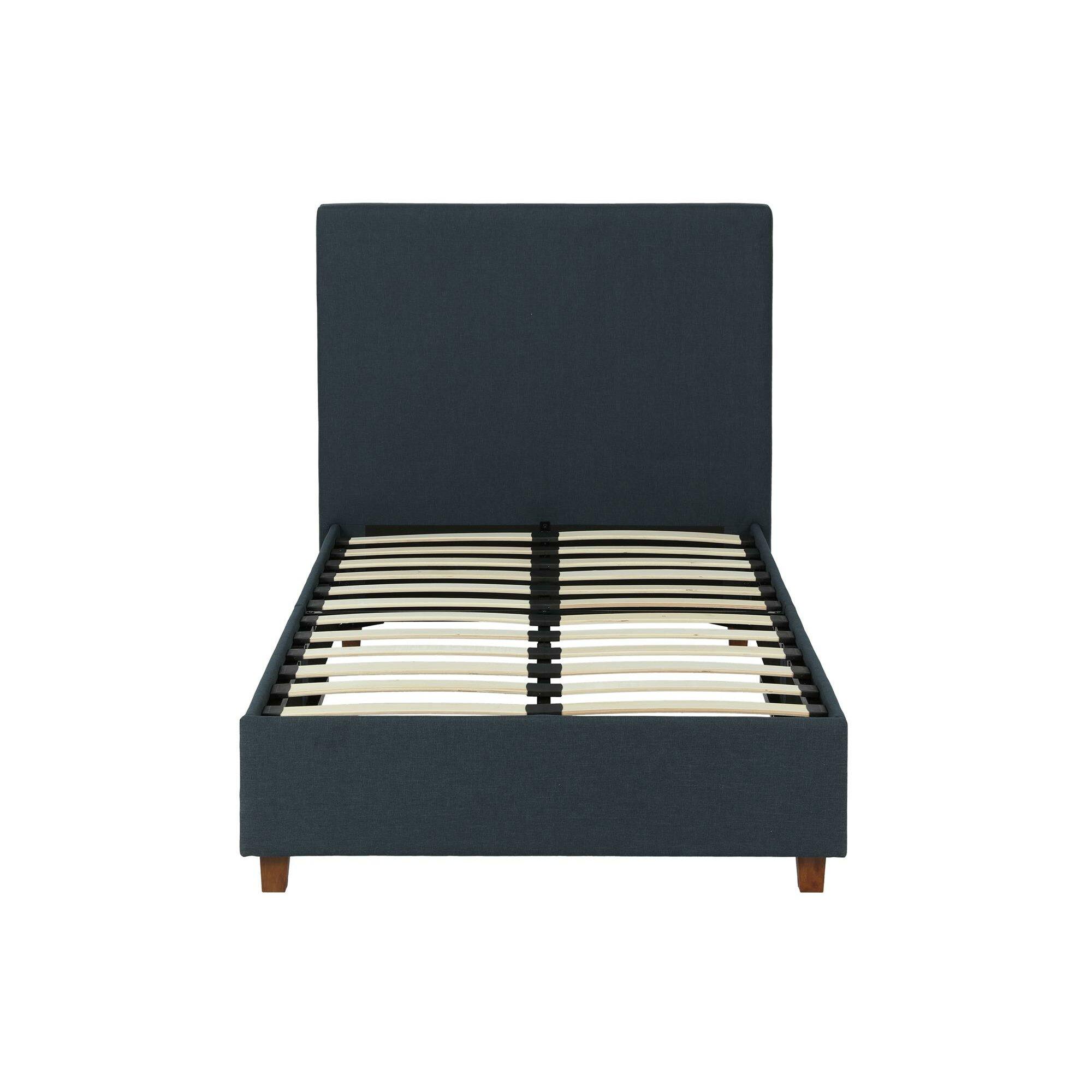 Varick Gallery Evanston Twin Upholstered Platform Bed
