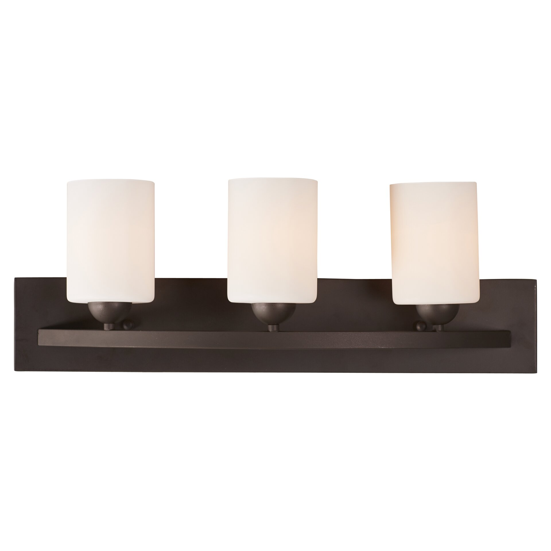 Varick Gallery Oaklawn 3 Light Bath Vanity Light & Reviews