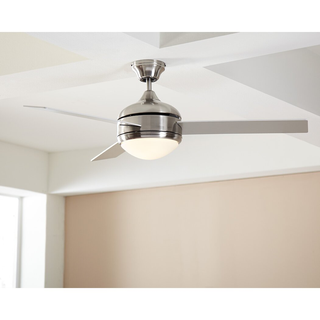 Brayden Studio 48 Quot Melbourne 3 Blade Ceiling Fan Amp Reviews