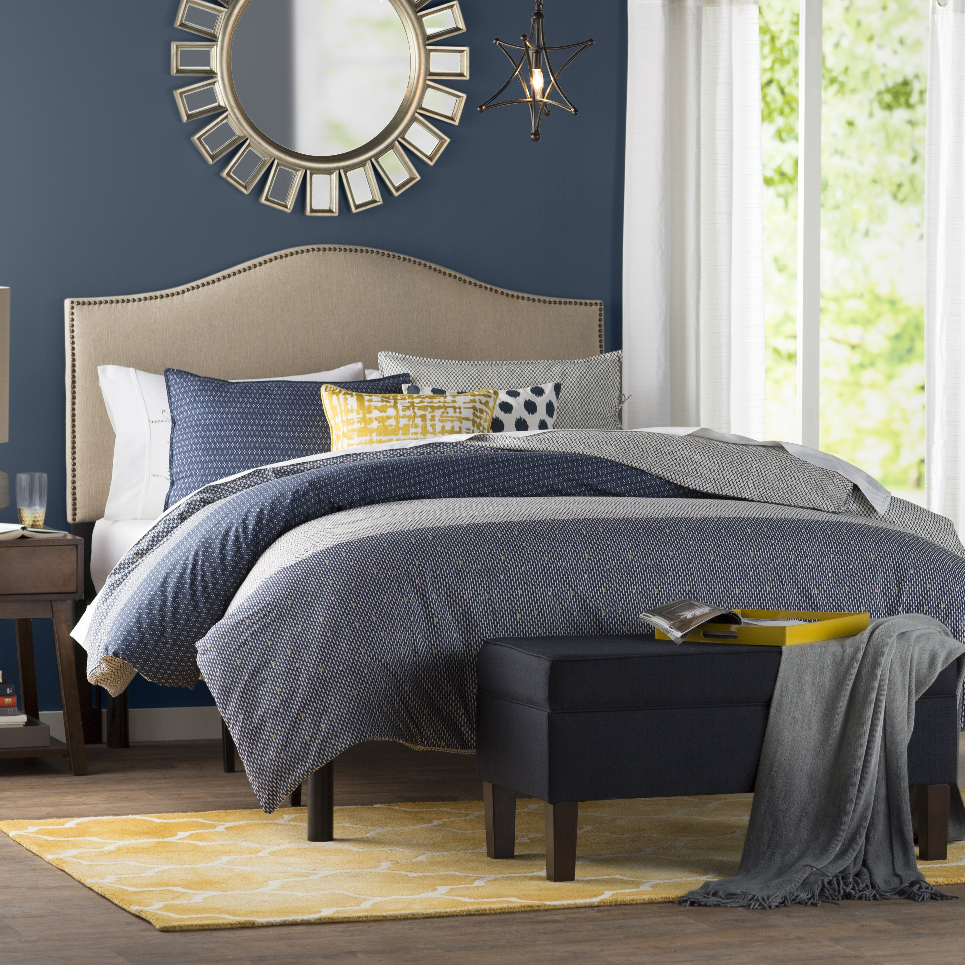 Chandra Upholstered Storage Bedroom Bench Reviews: Brayden Studio Upholstered Storage Bedroom Bench & Reviews