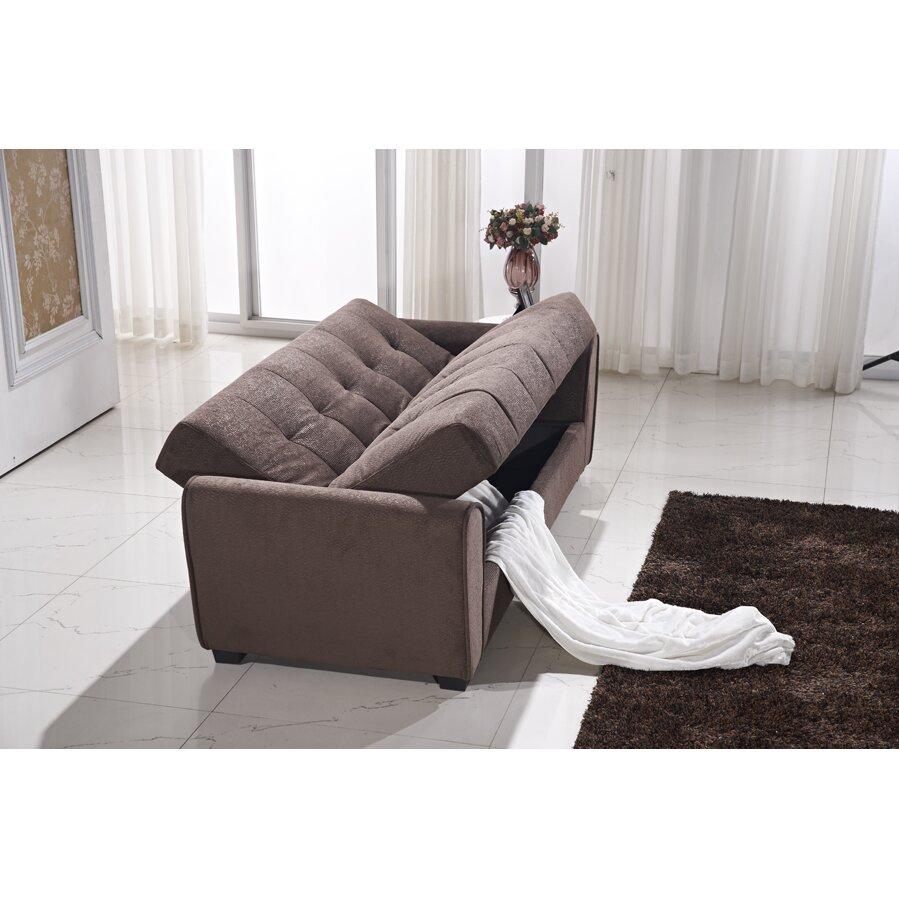 brayden studio celsus sleeper sofa wayfair