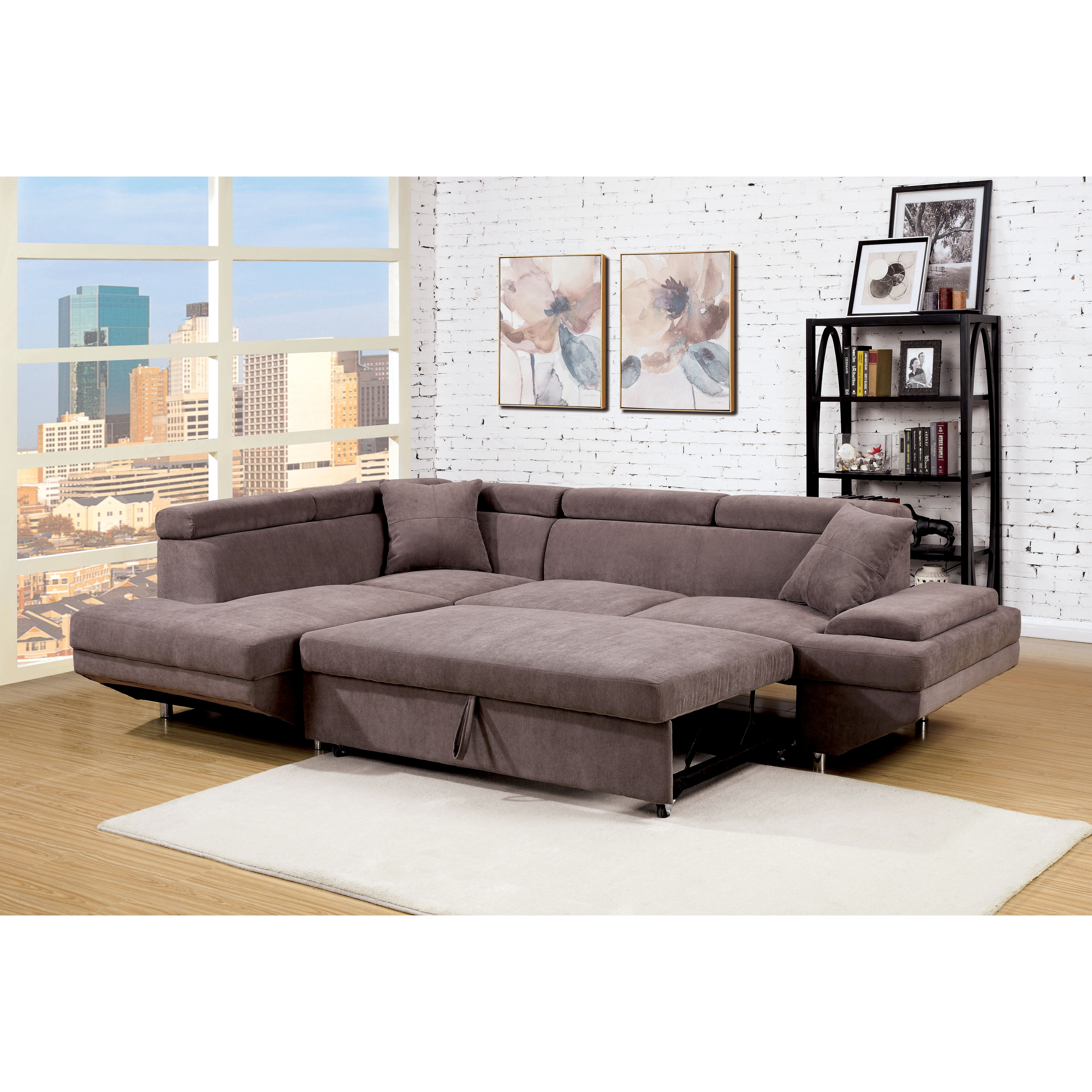 Wade Logan Sylvester Contemporary Sleeper Sofa & Reviews