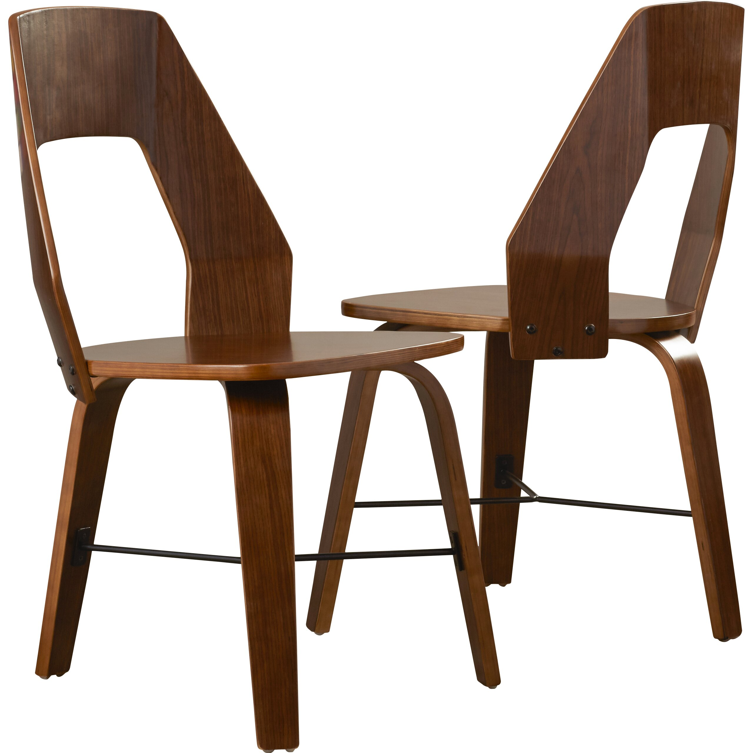 Wade Logan Austin Side Chair Amp Reviews Wayfair