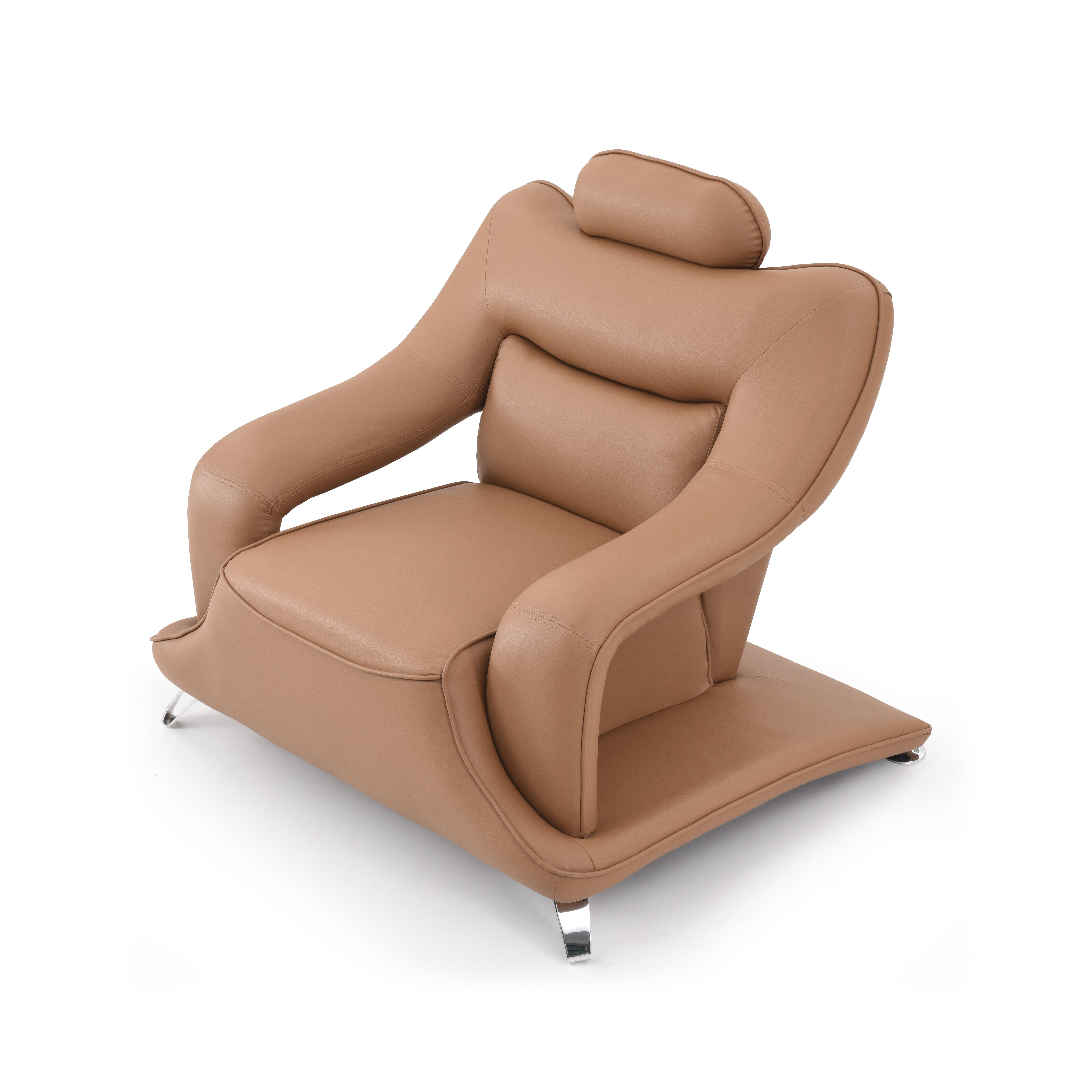 Trystan modern arm chair wayfair for Modern arm chair