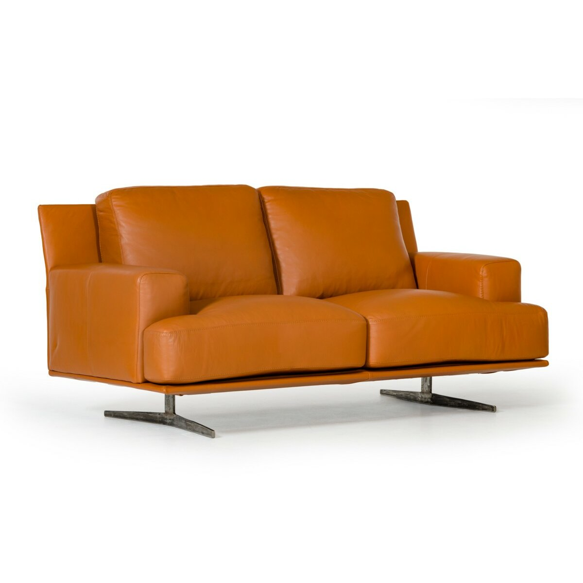Martin 3 Piece Leather Sofa Set