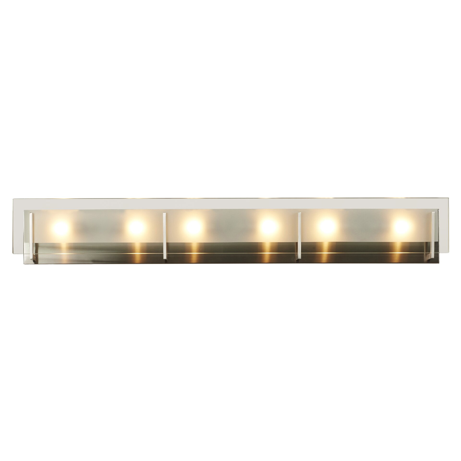 Kimber 6 Light Bath Vanity Light Wayfair