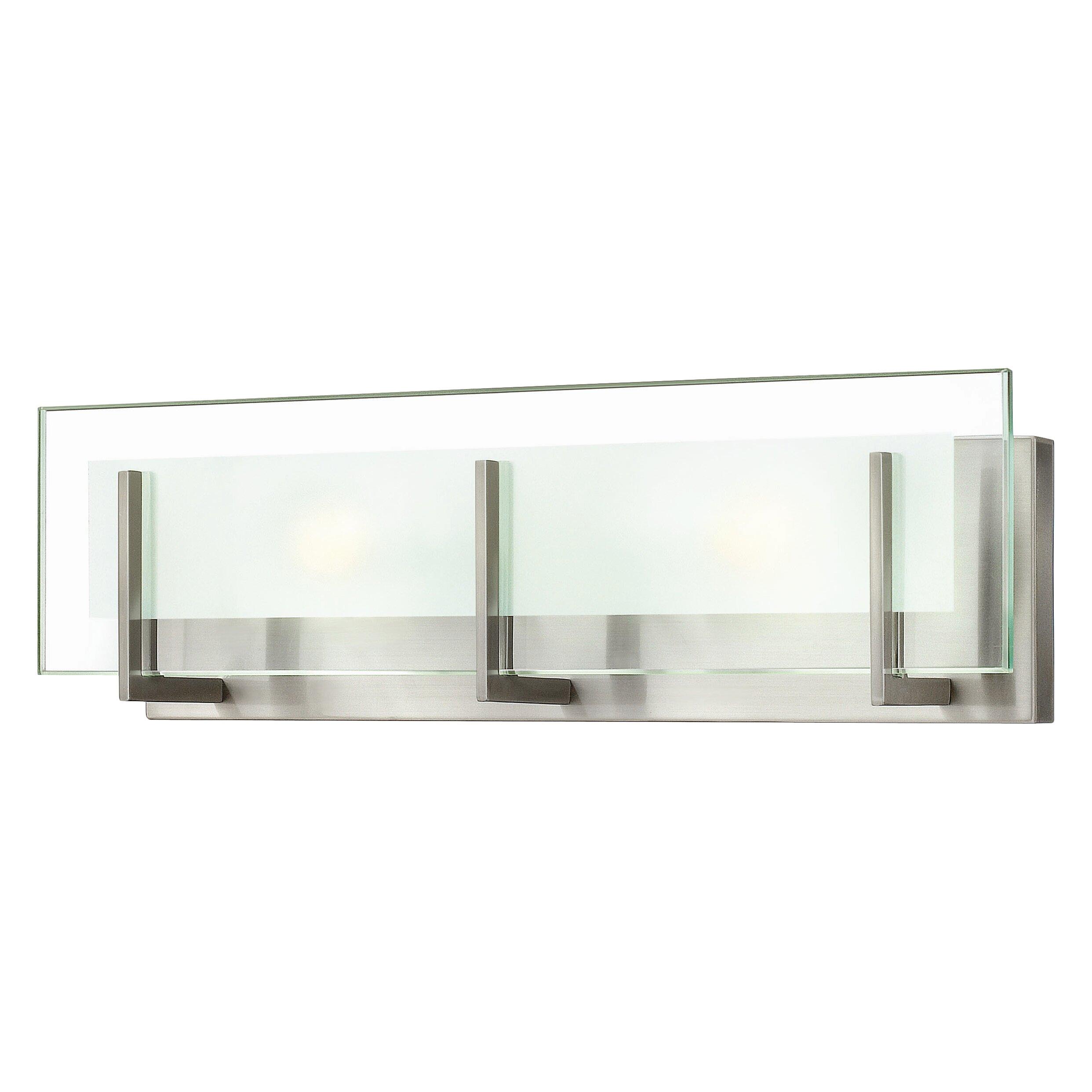 Kimber 2 Light Bath Vanity Light Wayfair