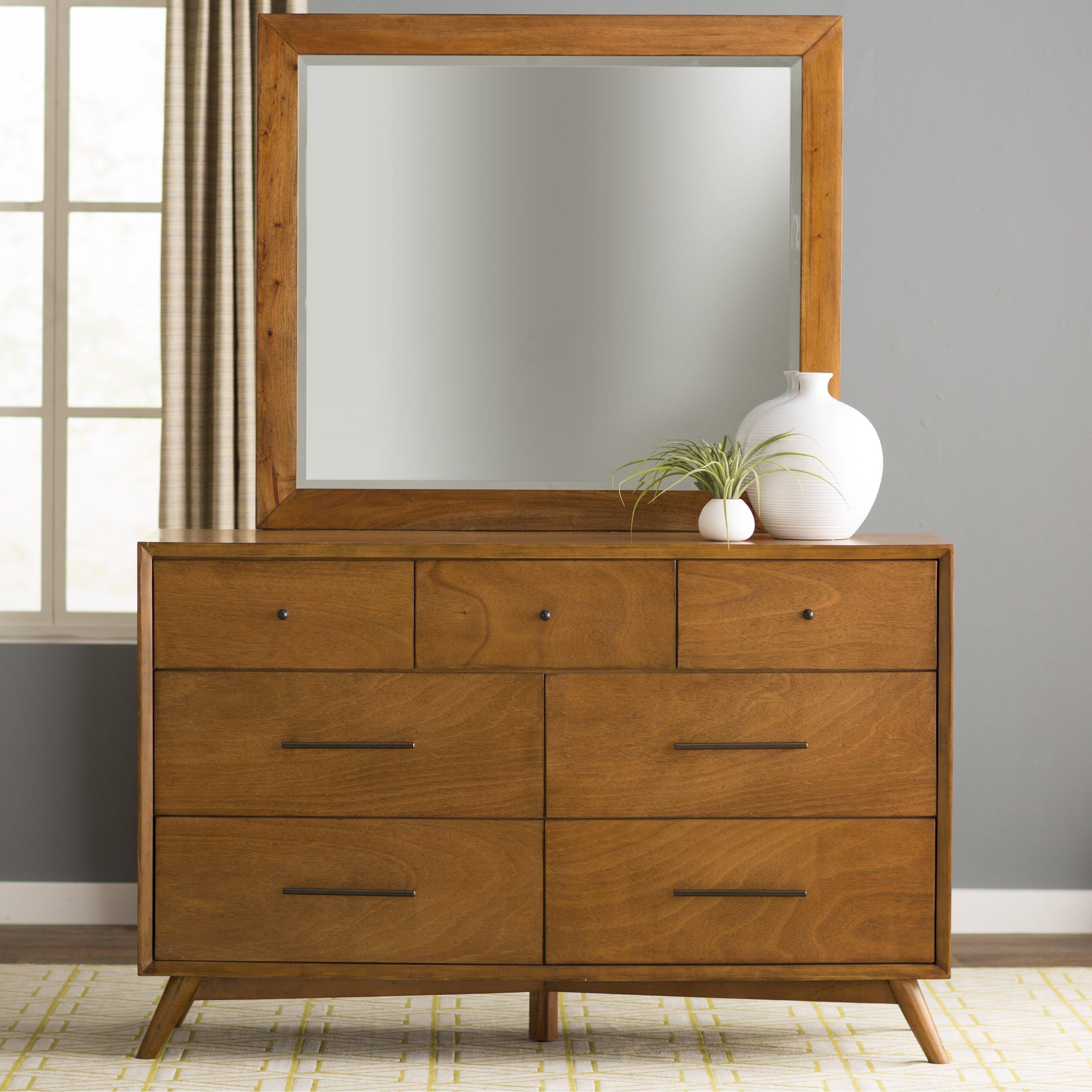 Parocela 7 Drawer Dresser Wayfair