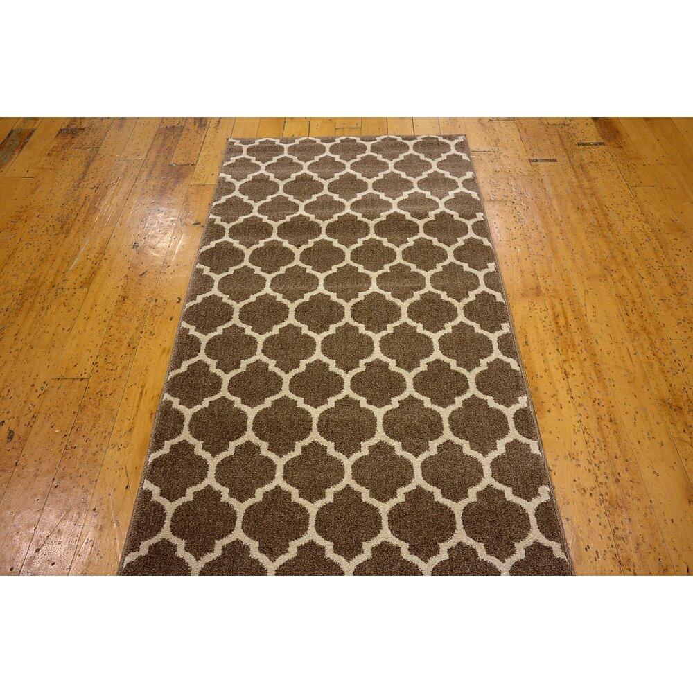 28 trellis area rug trellis brown area rug by unique loom