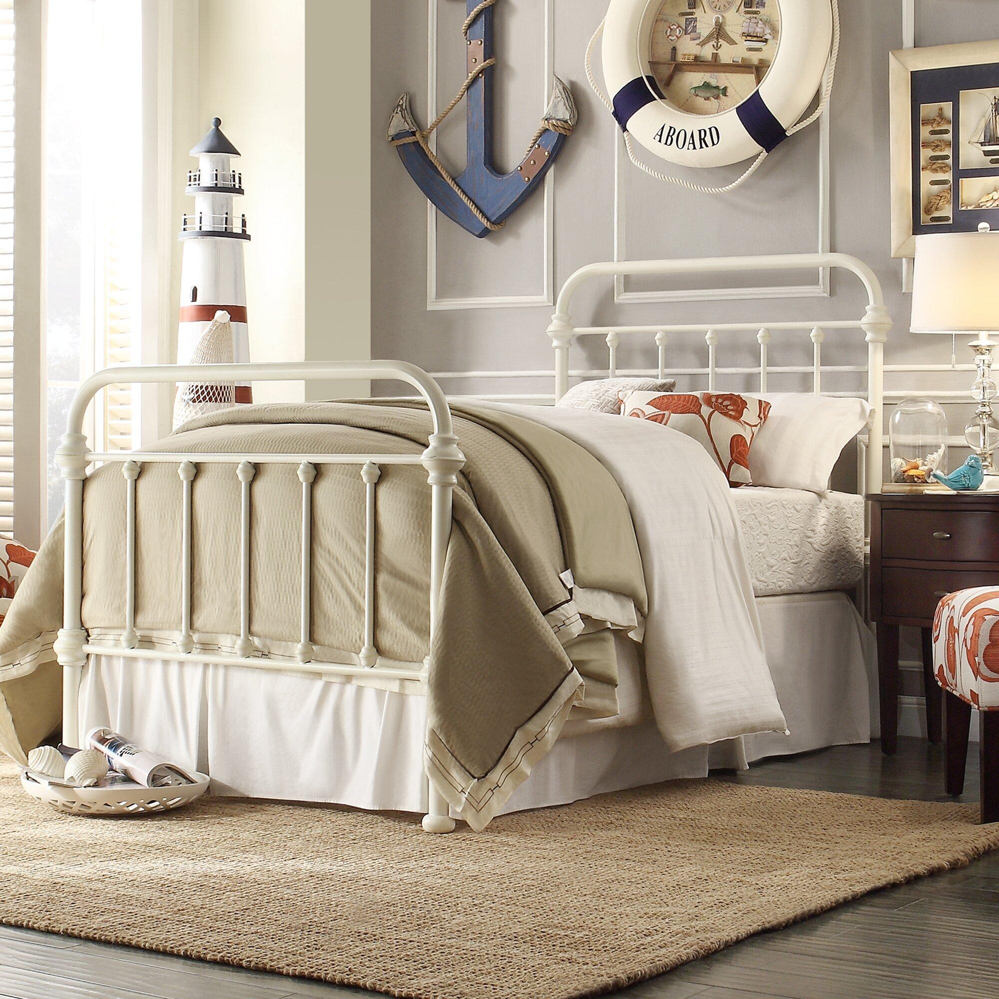 Laroche Panel Bed King