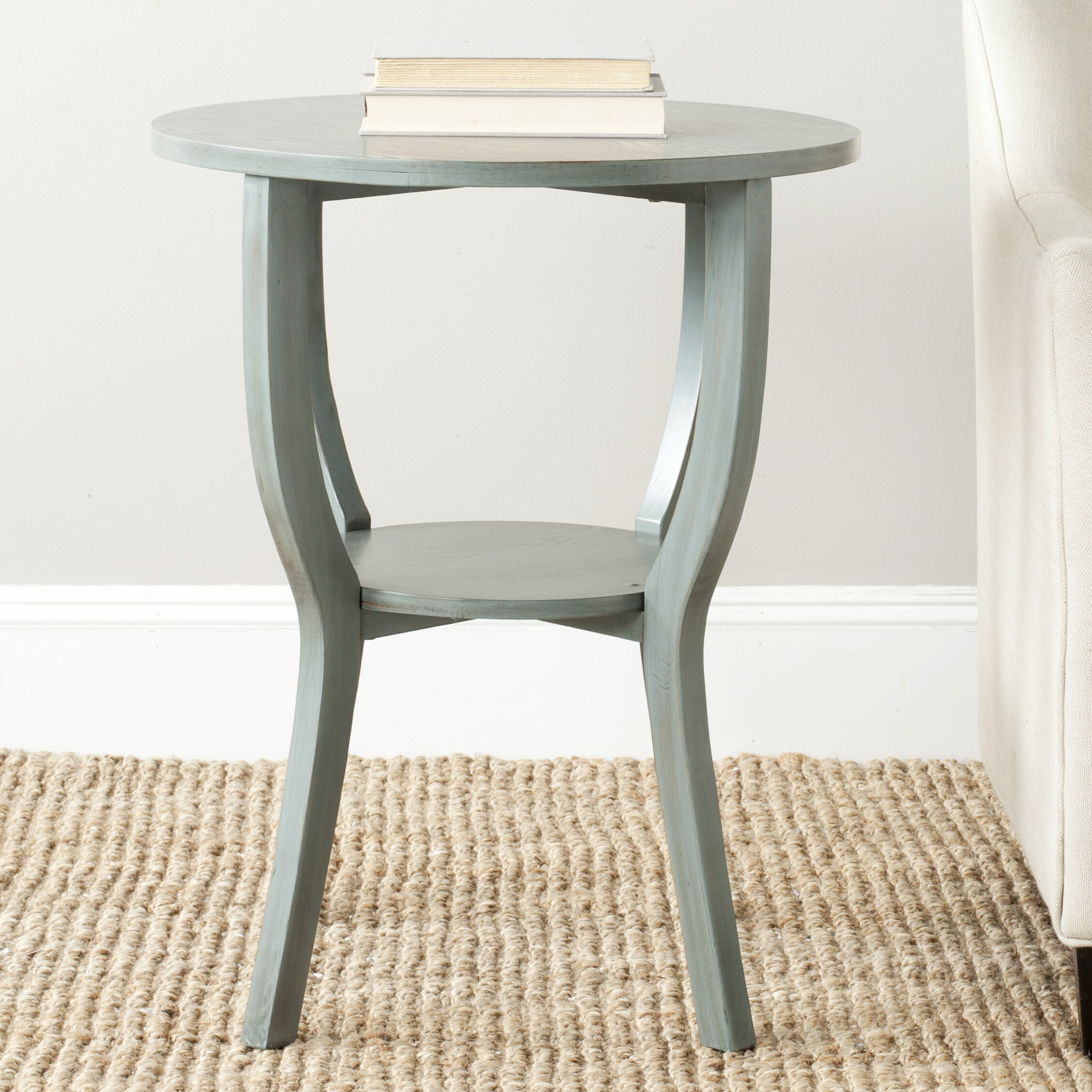 Lark Manor North De Land End Table & Reviews