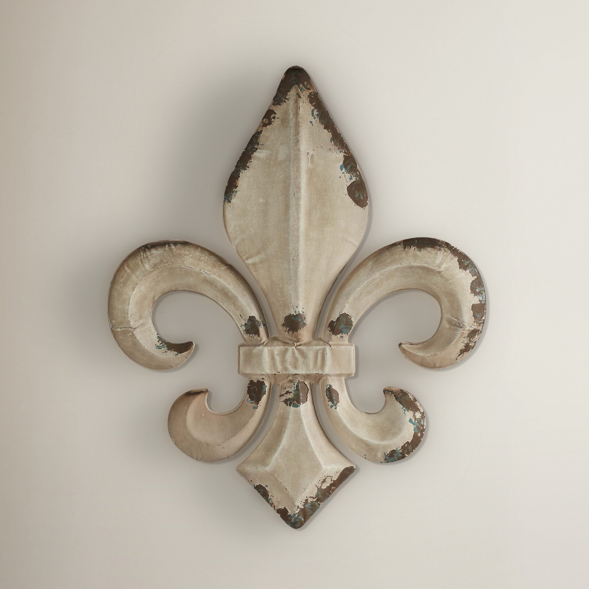 Fleur De Lis Home Decor Wall Art ~ Fleur de lis wall decor joss main